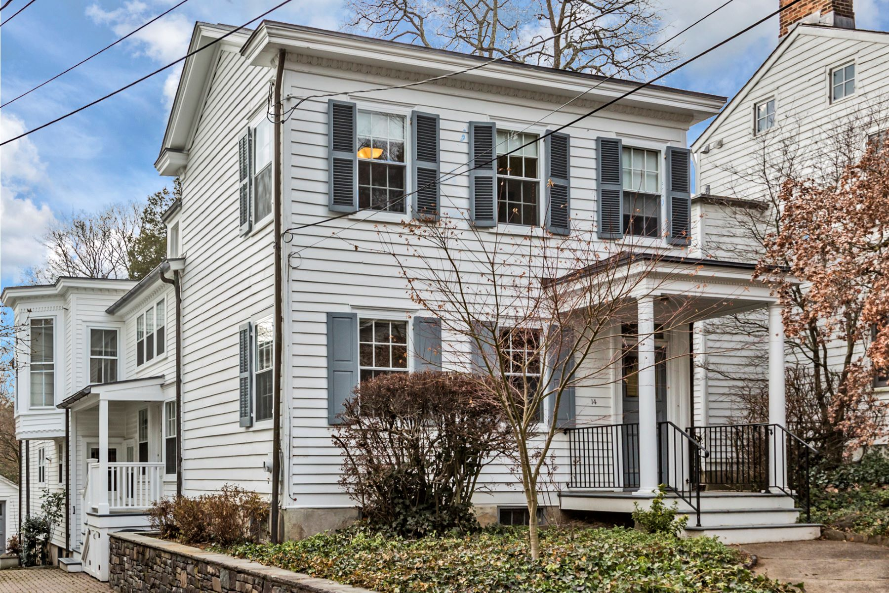 Single Family Home for Sale at A Once In A Lifetime Find 14 Edgehill Street, Princeton, New Jersey, 08540 United StatesIn/Around: Princeton