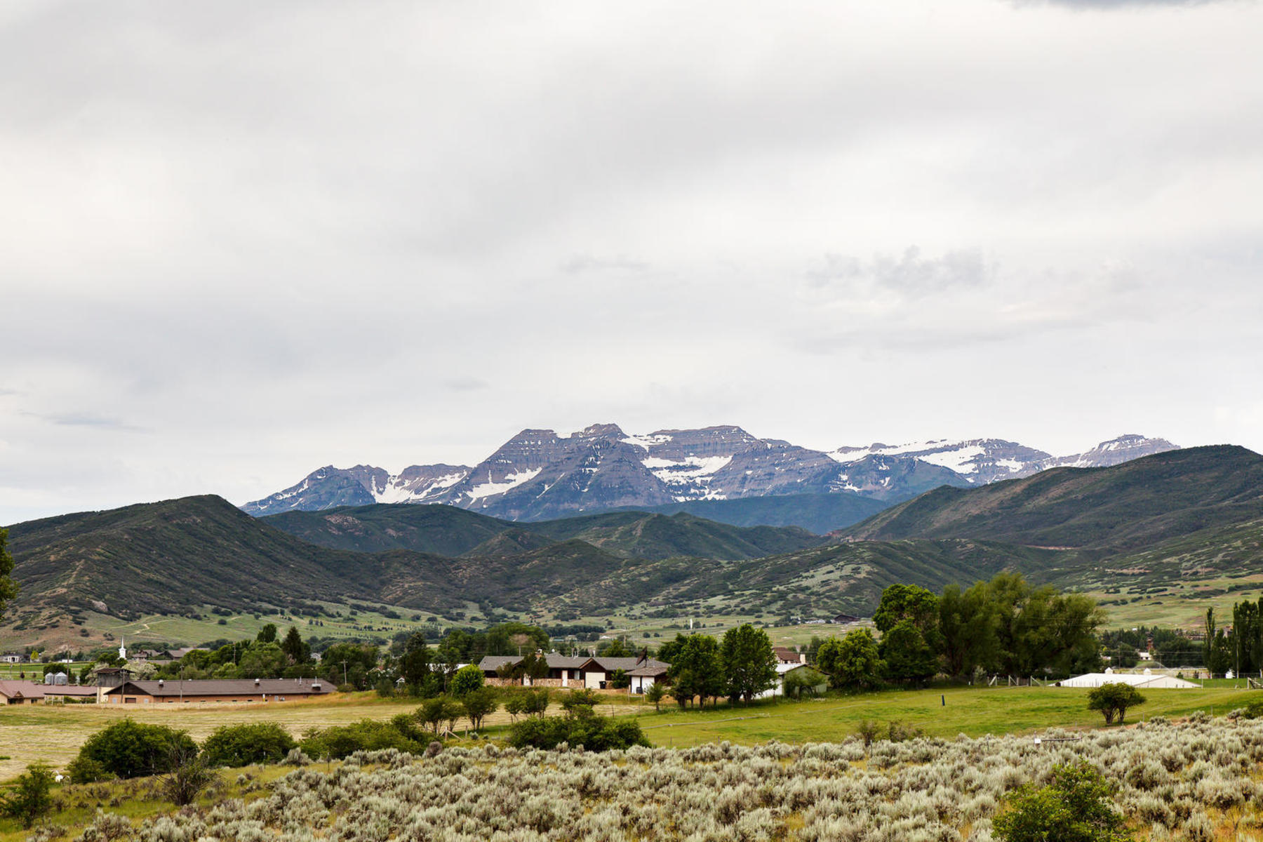 Land for Sale at Beautiful Lot In Midway Crest Lot #4, Fox Den Road, Midway, Utah 84049 United States