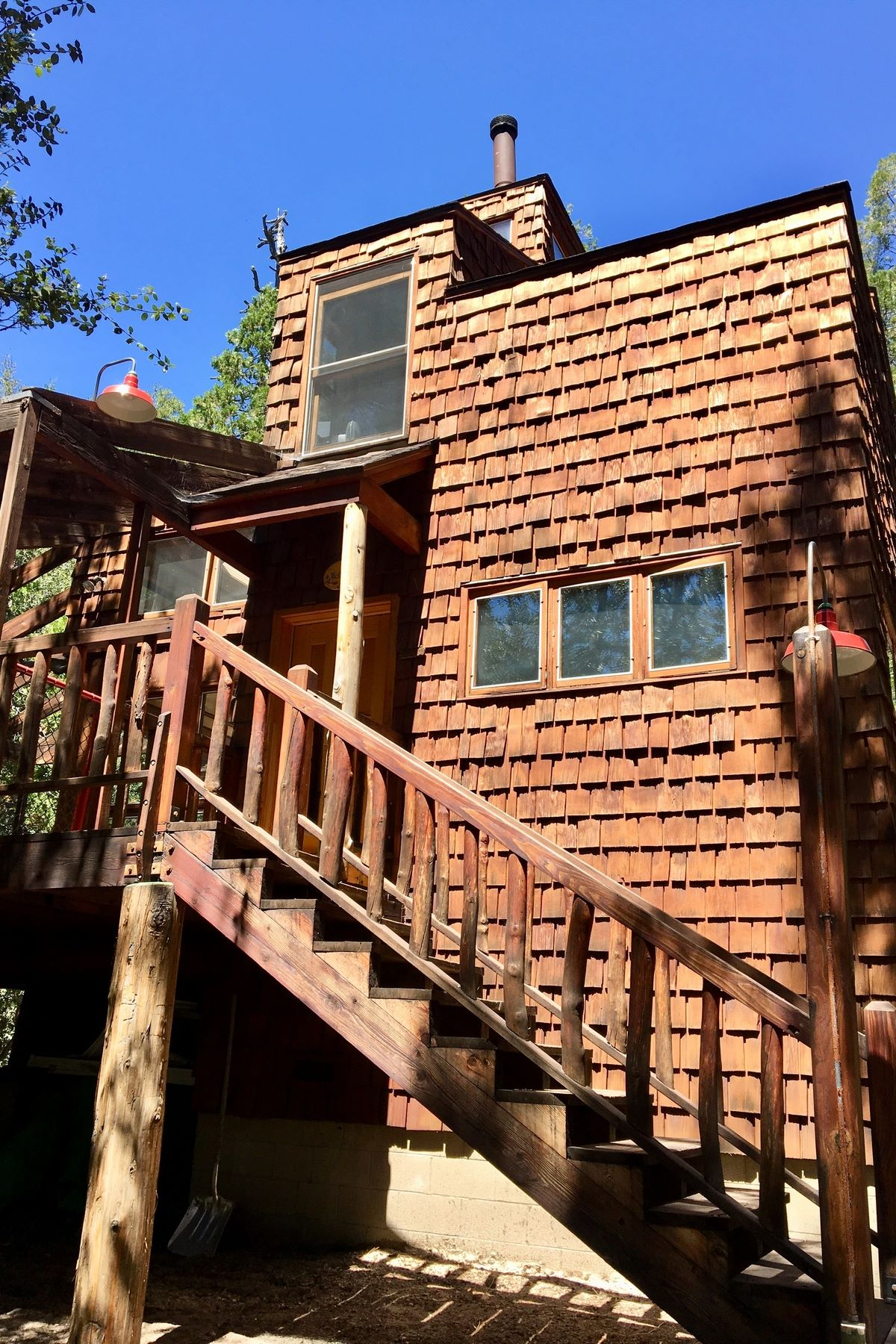 Single Family Homes for Sale at 25355 Fern Valley Road 25355 Fern Valley Rd Idyllwild, California 92549 United States