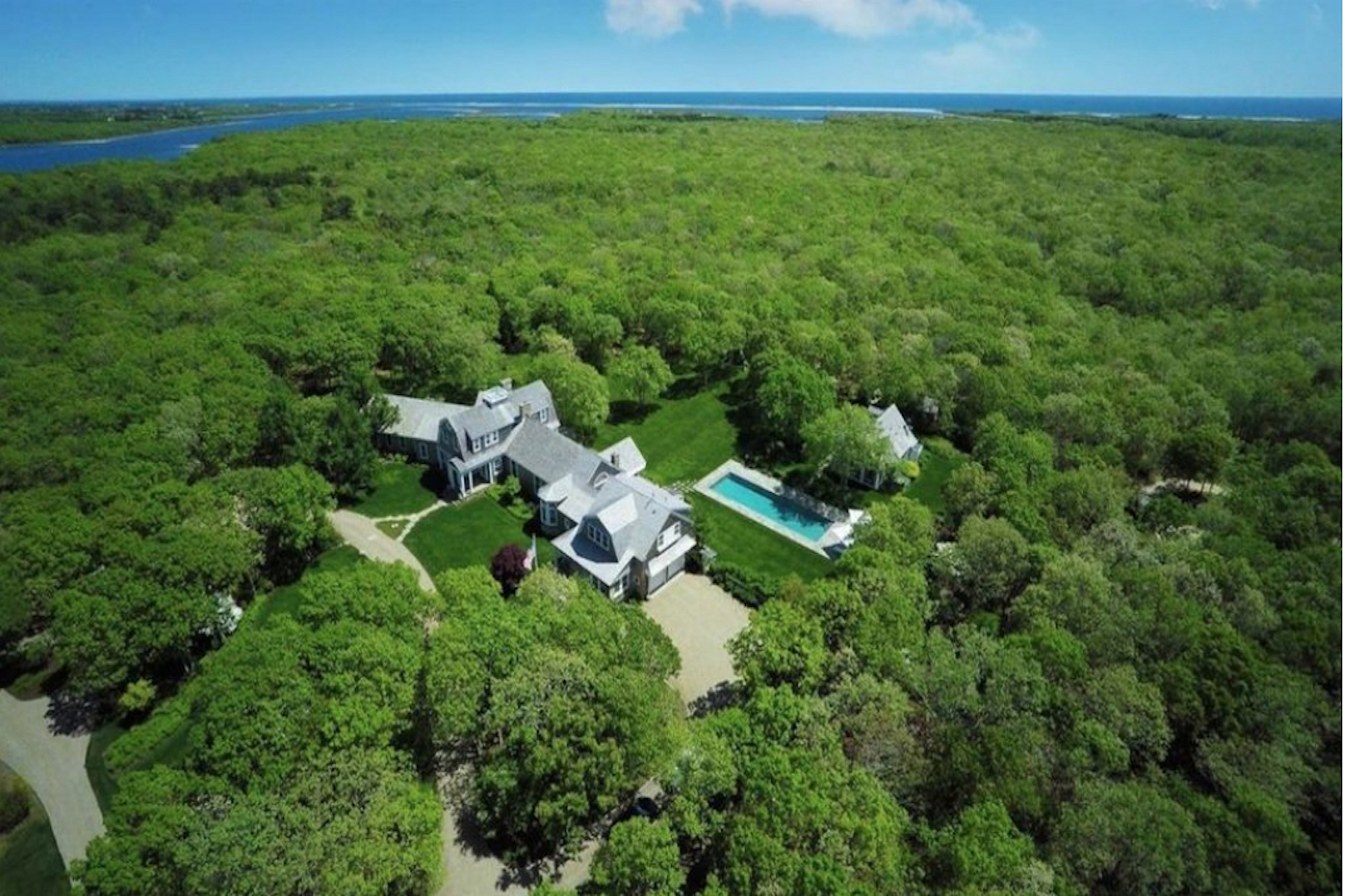 Single Family Homes for Active at One Of The Finest Private Estates On Martha's Vineyard 12 Boldwater Road Edgartown, Massachusetts 02539 United States