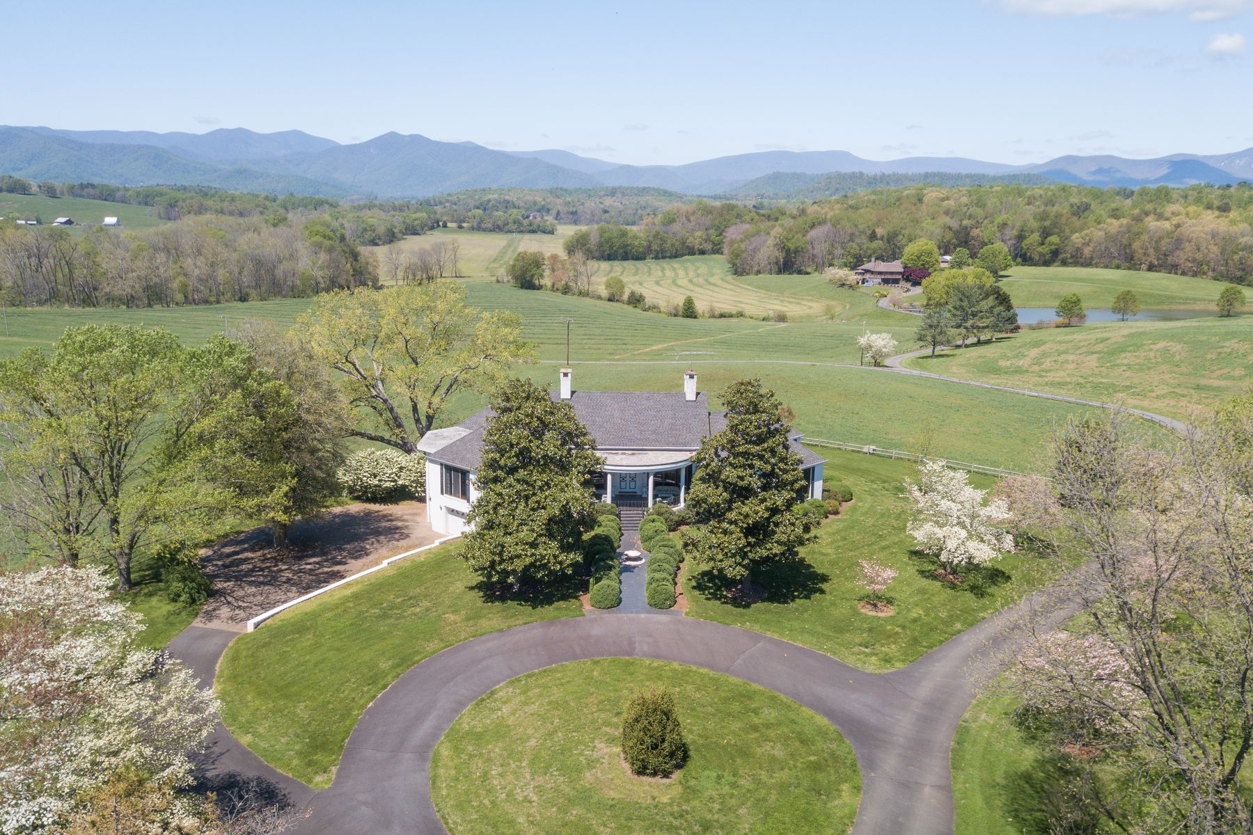 Farm / Ranch / Plantation for Sale at Torthorwald 3037 Hebron Valley Rd Madison, Virginia 22727 United States