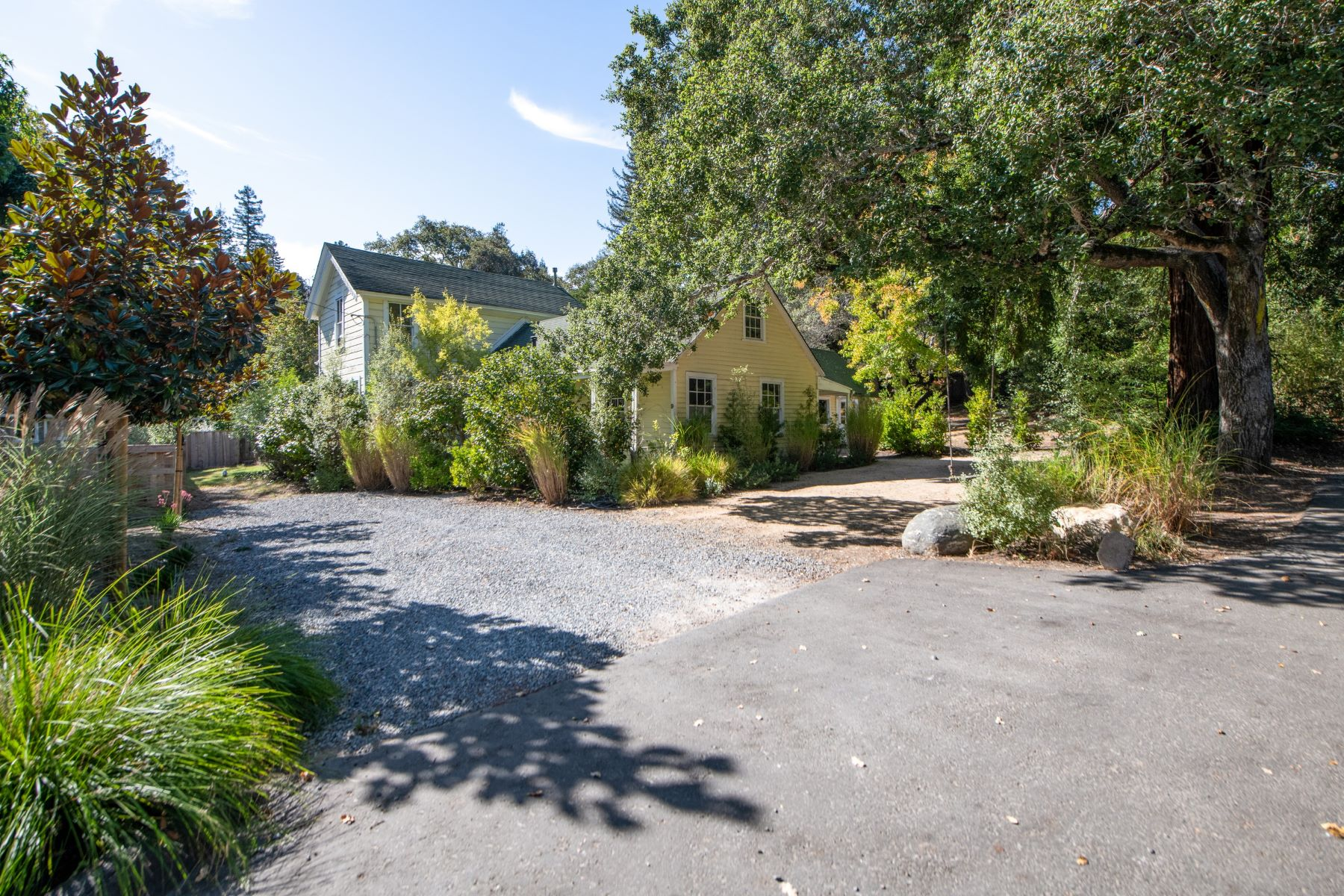 Single Family Homes for Sale at Diamond in the Rough in Idyllic Location 9 Murray Lane Larkspur, California 94939 United States