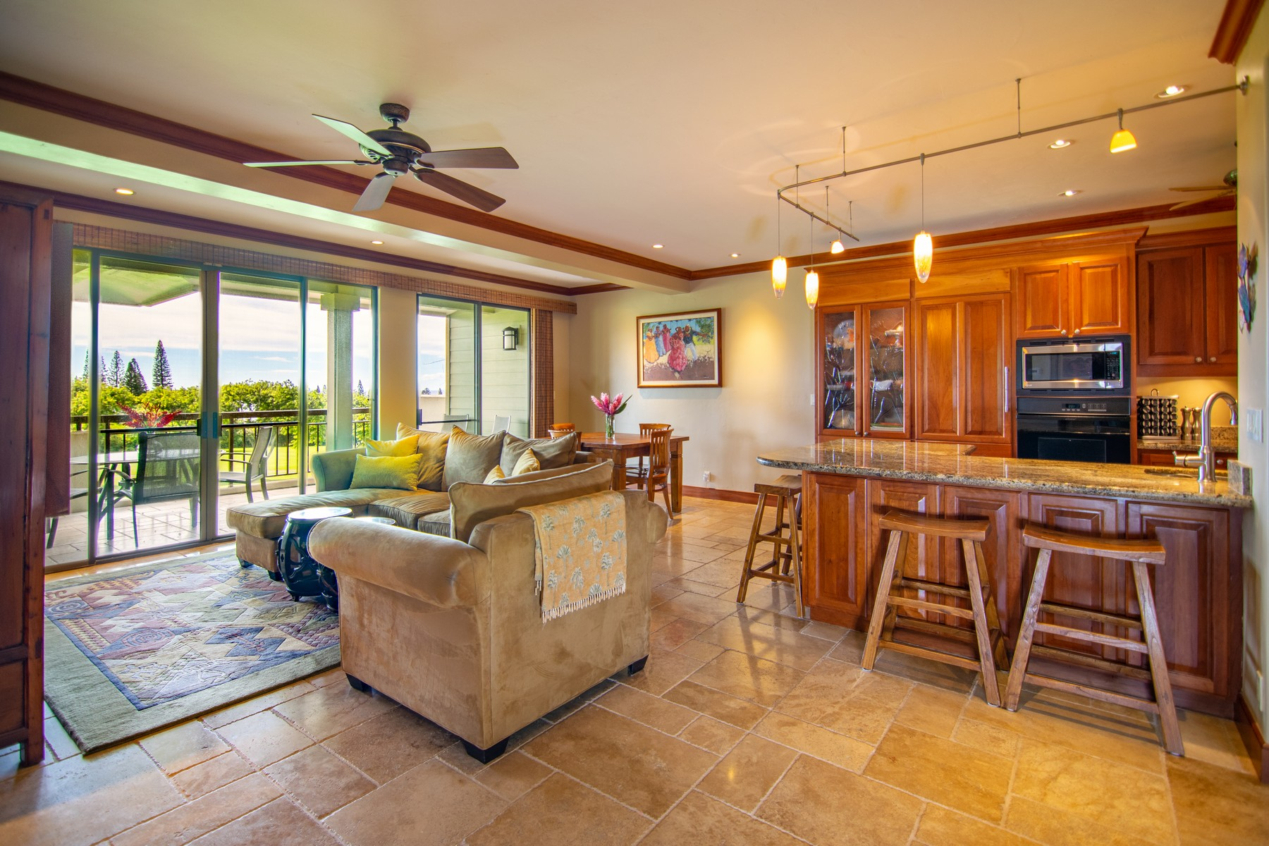 Condominiums για την Πώληση στο Tremendous Quality Corner Location with Golf Course Frontge 500 Kapalua Drive, Kapalua Golf Villas 18T1,2, Kapalua, Χαβαη 96761 Ηνωμένες Πολιτείες
