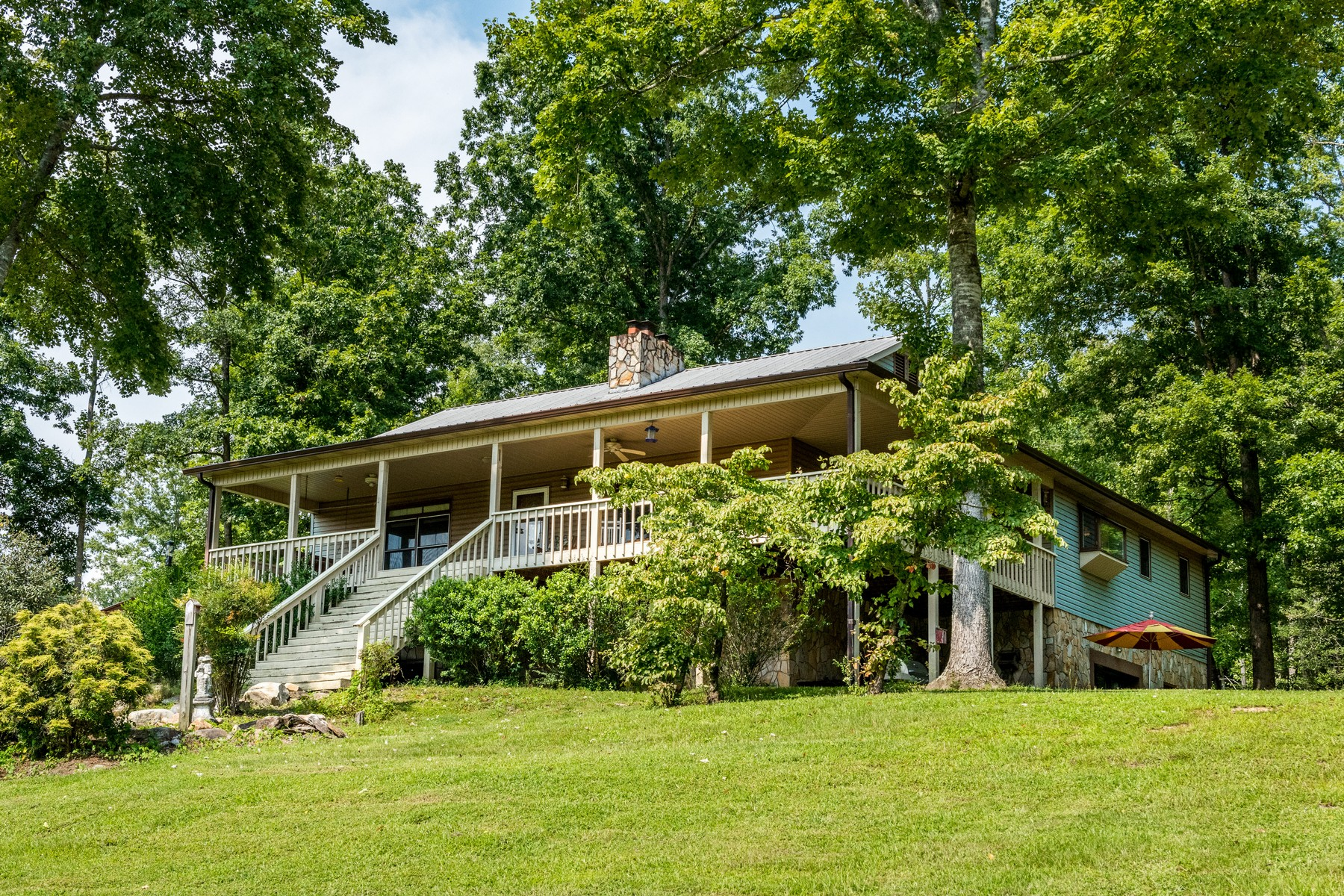 Single Family Homes for Sale at 2150 Cedar Creek Road, Lake Lure, NC 2150 Cedar Creek Road Lake Lure, North Carolina 28746 United States