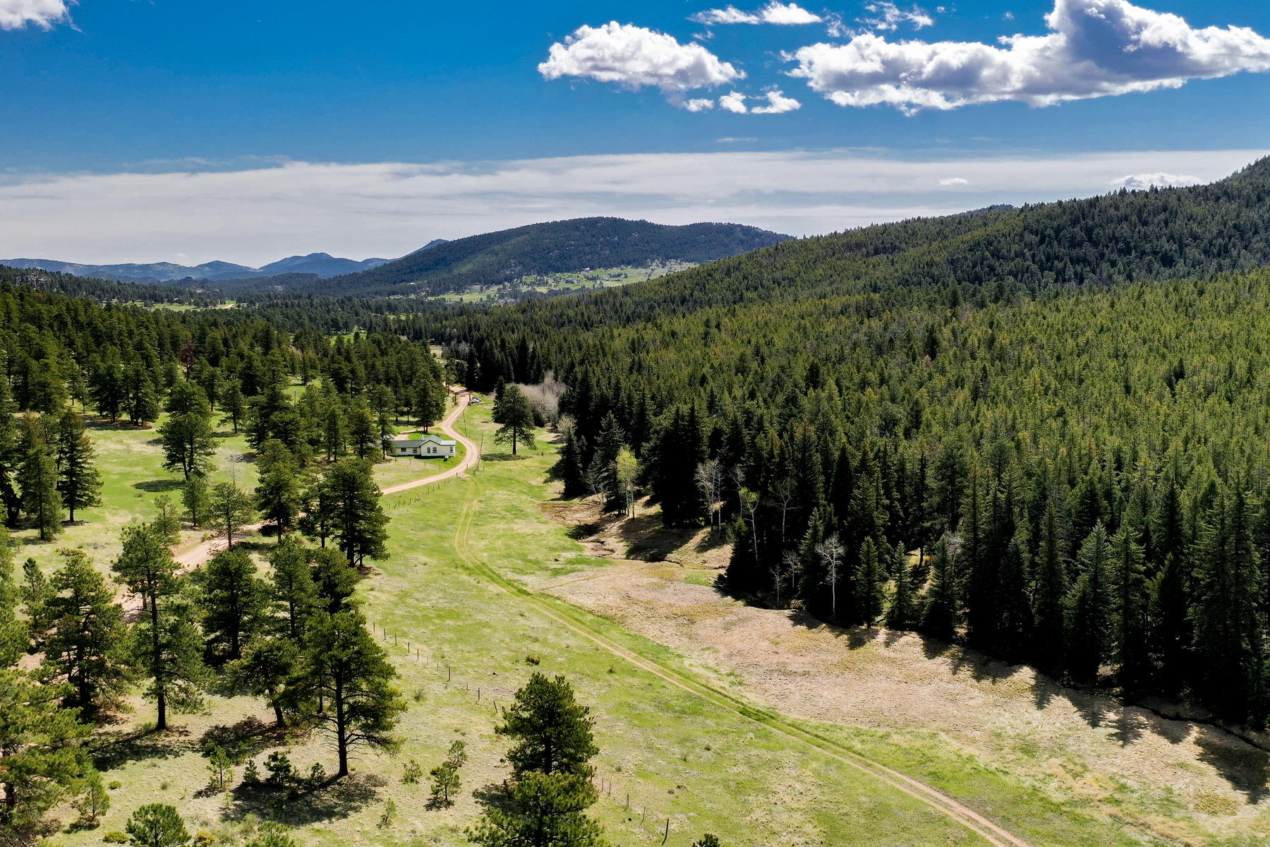 Land for Active at Aspen Meadows Ranch 34040 Buffalo Park Road Evergreen, Colorado 80439 United States