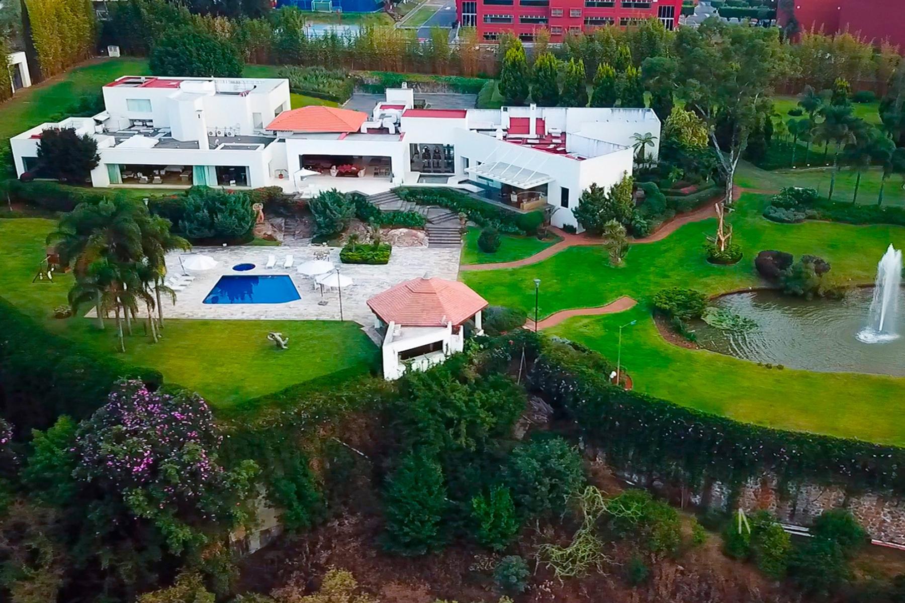 Hacienda and Estancia Homes 용 매매 에 Casa Monarca Morelia, 멕시코의 도시 58090 멕시코