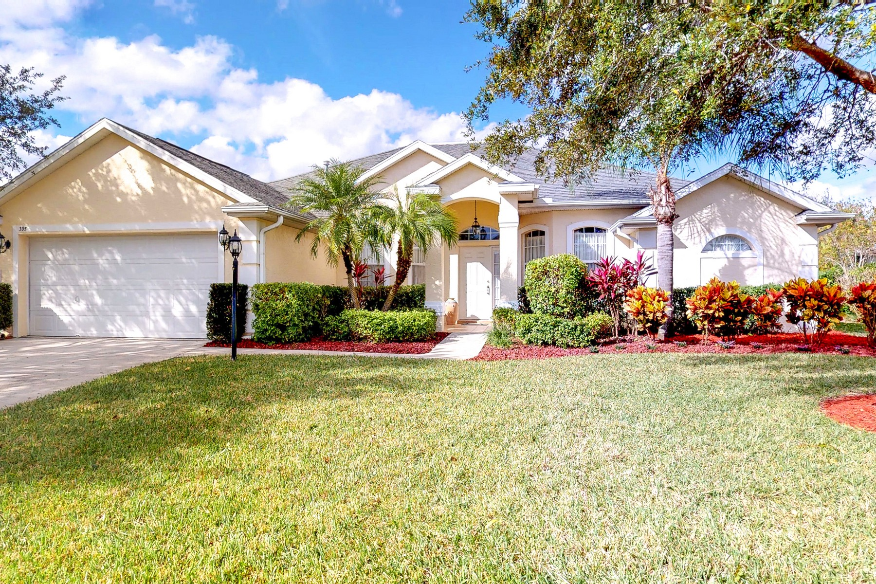 Single Family Home for Sale at Exceptional Opportunity! Pool Home with Space & Privacy! 395 W. Key Lime Square SW Vero Beach, Florida 32968 United States