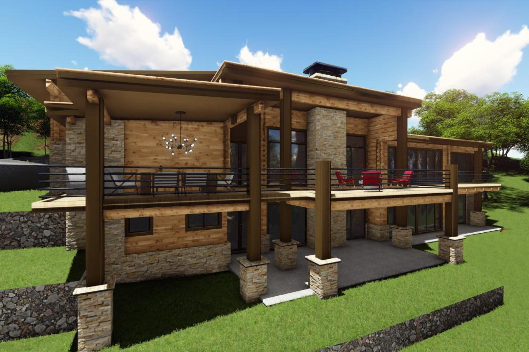 Single Family Home for Sale at Great Location, Great Quality, Great Opportunity 8424 N Promontory Ranch Rd Lot 71 Park City, Utah, 84098 United States