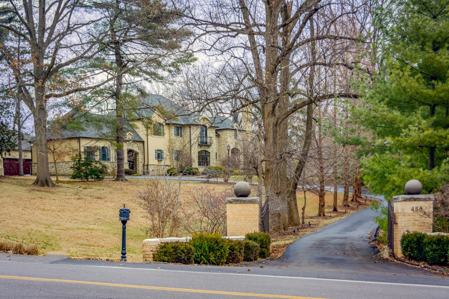 Property for Sale at Tuscan Estate in Ladue Ladue, Missouri 63124 United States