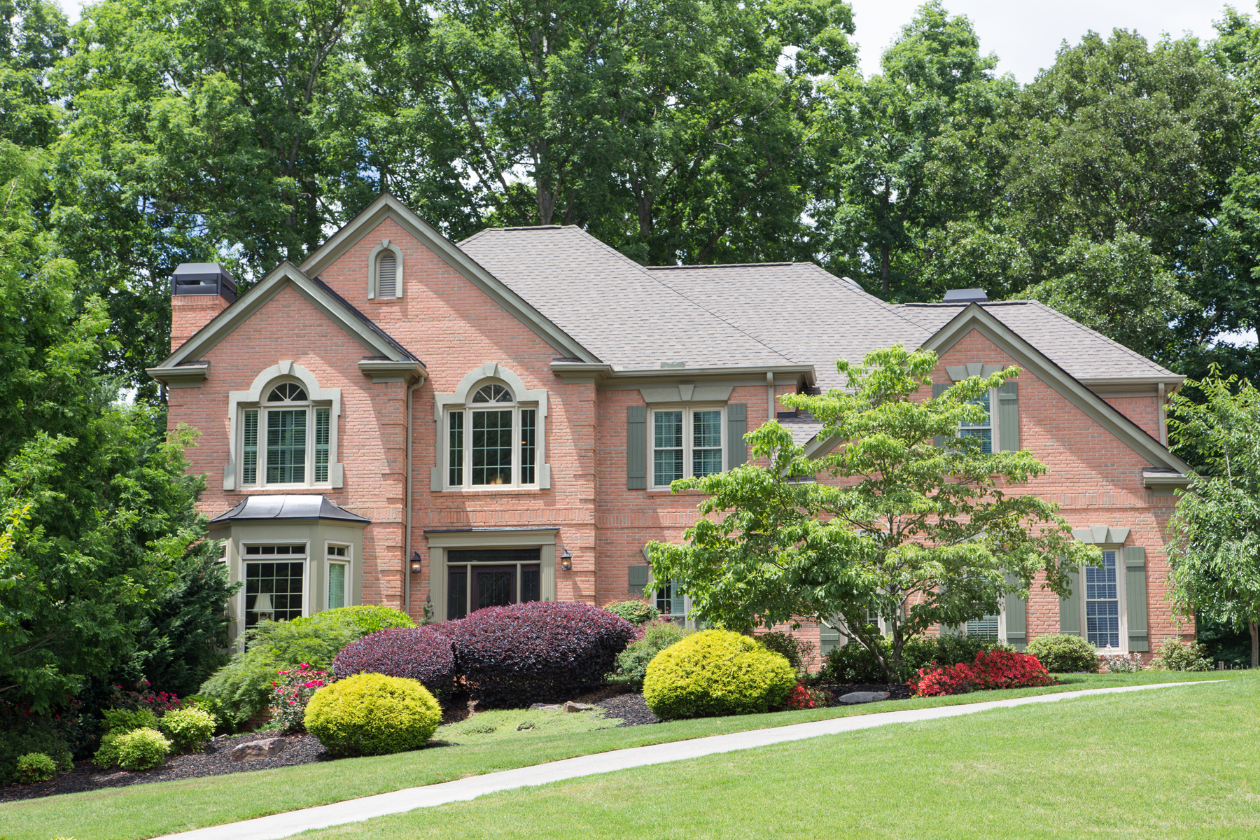 Single Family Home for Sale at Private Oasis In Roswell's Most Desirable Country Club 800 Millsbee Dr Roswell, Georgia 30075 United States