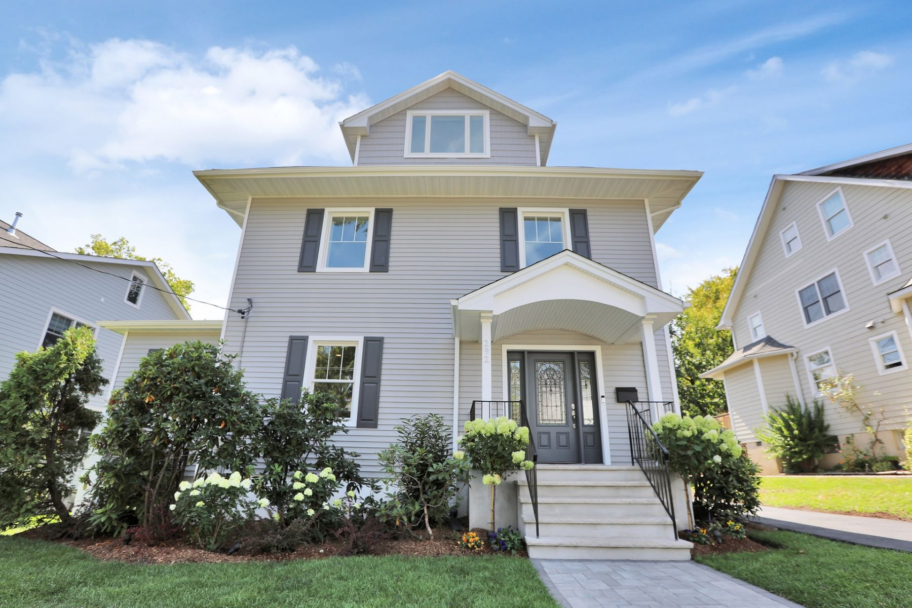 Single Family Homes for Sale at Welcome Home 292 Ogden Ave Teaneck, New Jersey 07666 United States