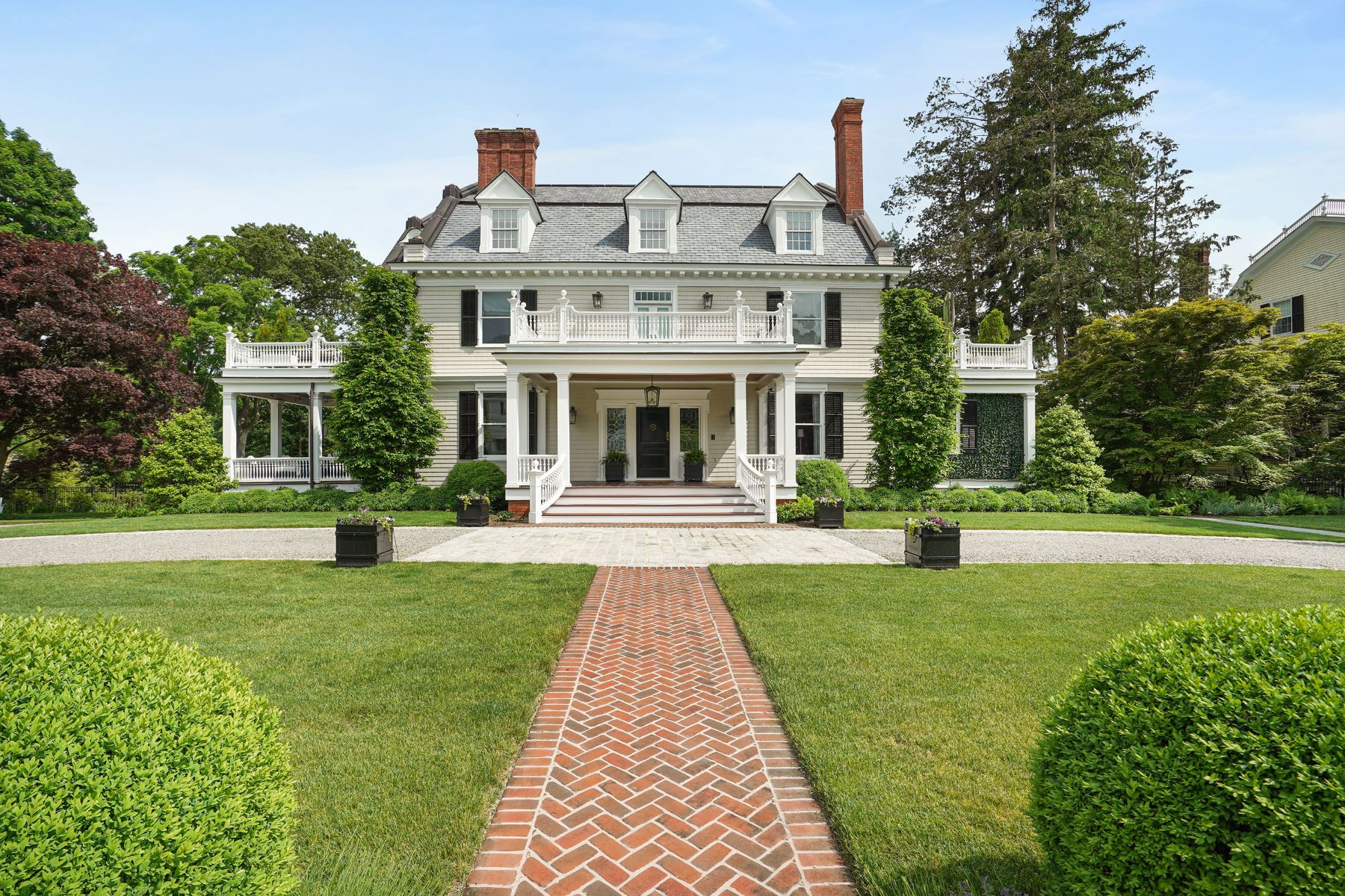 Single Family Homes for Active at A Journey Into A Sophisticated Lifestyle 76 Miller Road Morristown, New Jersey 07960 United States
