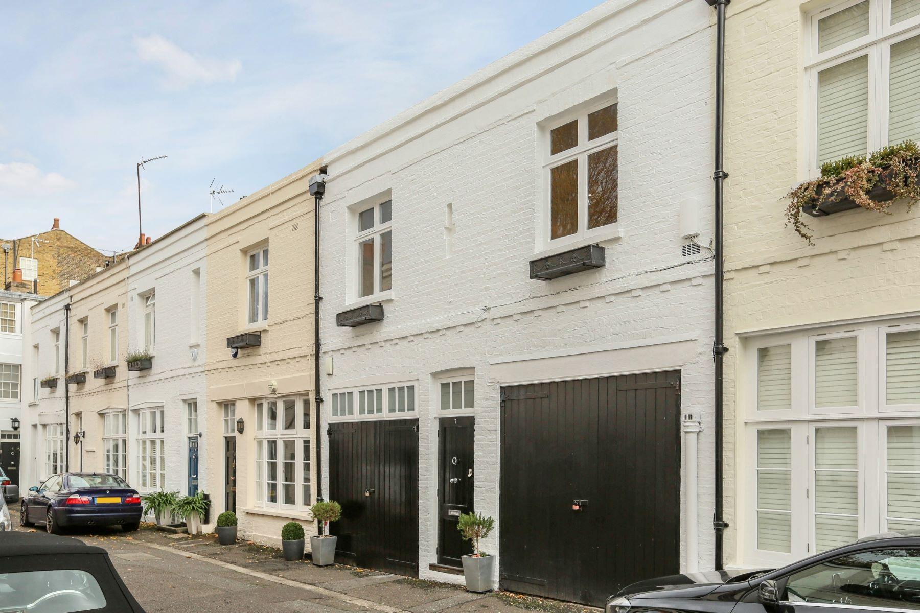 Appartement pour l Vente à Burton Mews, Belgravia SW1 London, Angleterre, Royaume-Uni