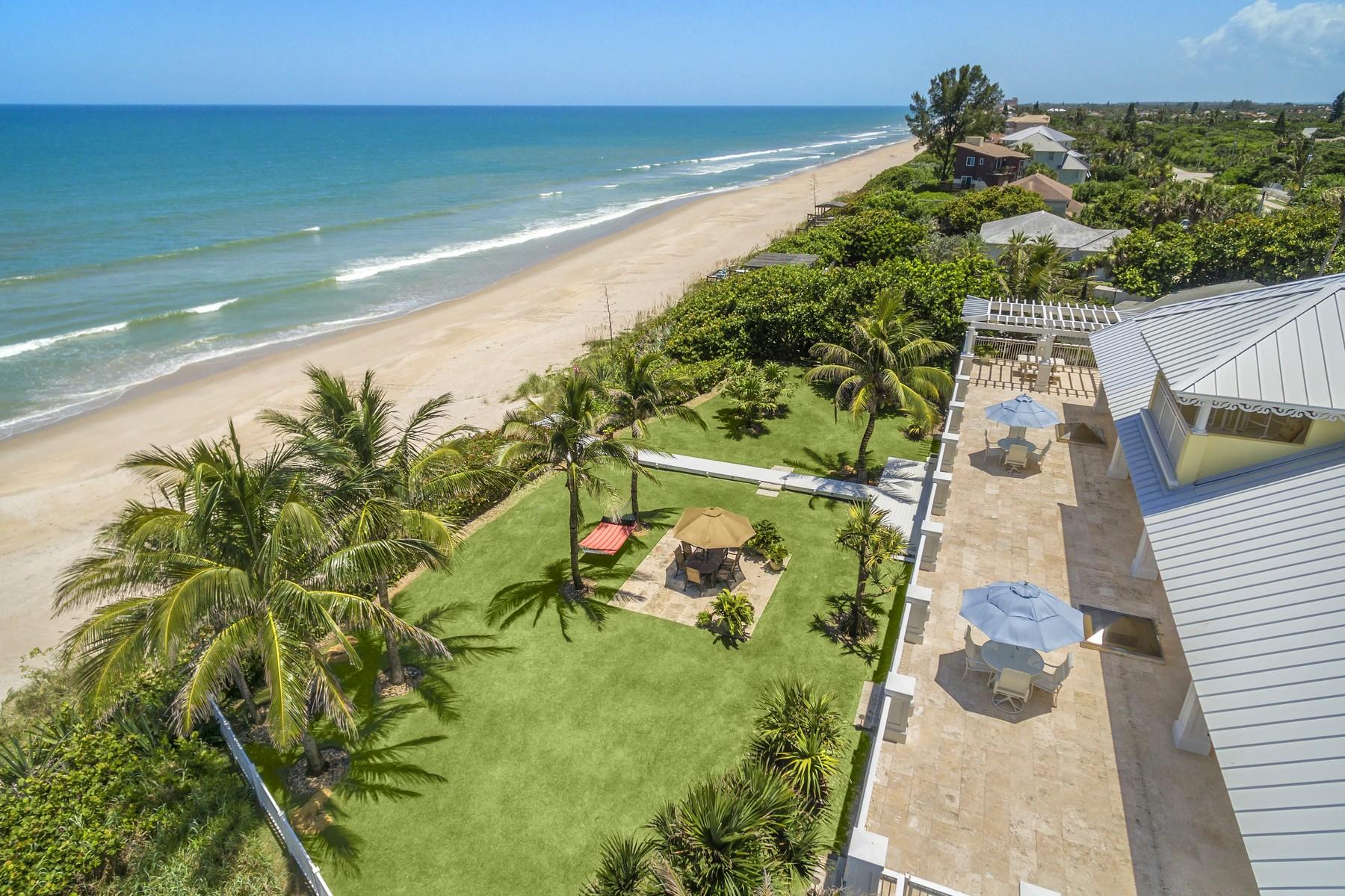 一戸建て のために 売買 アット 5045 Highway A1A Melbourne Beach, フロリダ, 32951 アメリカ合衆国