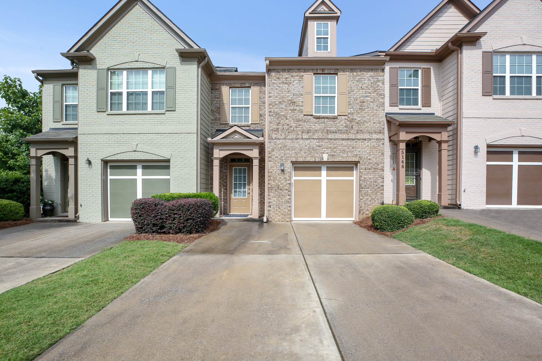 Townhouse for Sale at Quaint Townhouse 5152 Sherwood Way Cumming, Georgia 30040 United States