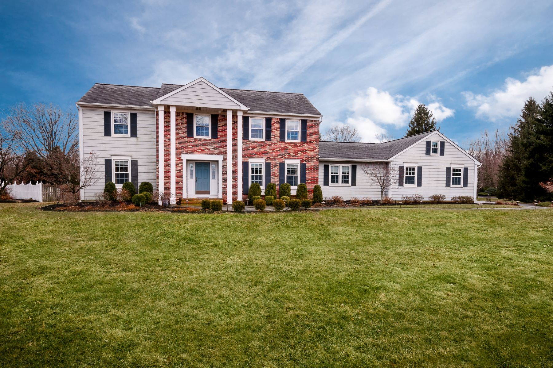 Single Family Home for Sale at Pristine Details in Dutch Neck Estates 7 Brookfield Way, West Windsor, New Jersey 08550 United StatesMunicipality: West Windsor Twp