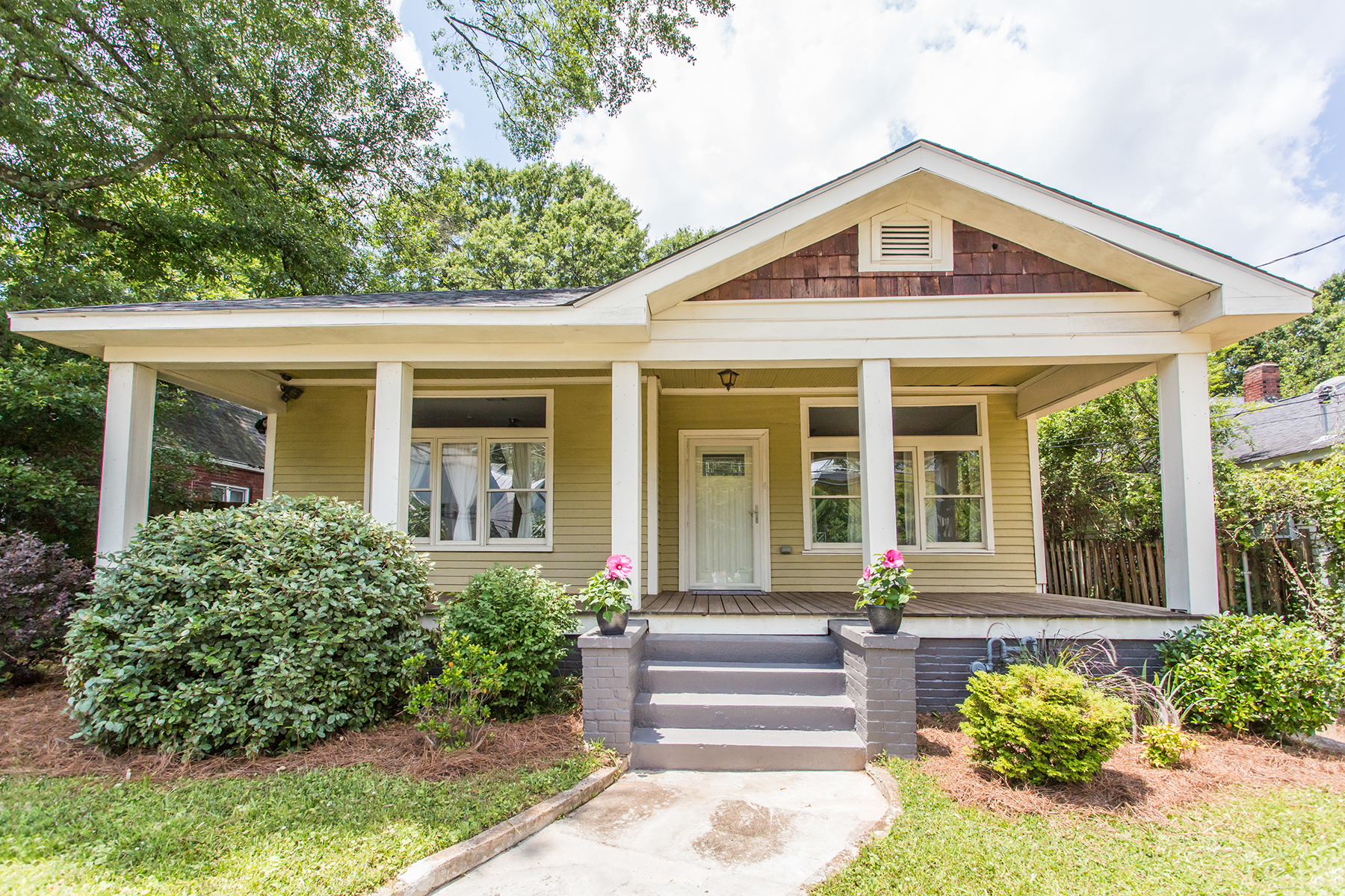 Single Family Home for Sale at Opportunity Rarely Knocks in Reynoldstown, But Here It Is! 105 Moreland Ave Atlanta, Georgia 30316 United States