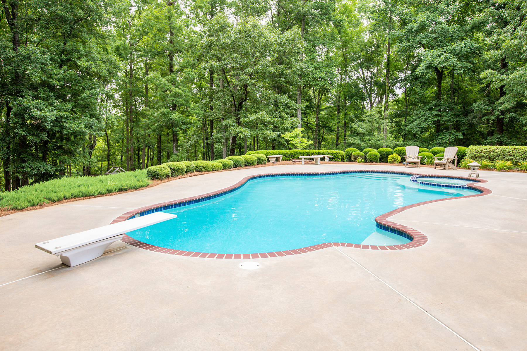 Additional photo for property listing at Luxury Estate on 50 Plus Acres With Tennis Court, Pool, and Pond! 3486 Jonesboro Road Hampton, Γεωργια 30228 Ηνωμενεσ Πολιτειεσ