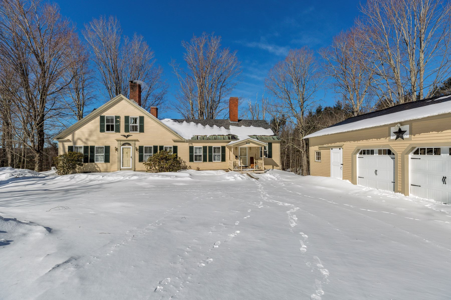 Single Family Home for Sale at 189 Chellis Road, Plainfield 189 Chellis Rd Plainfield, New Hampshire 03770 United States