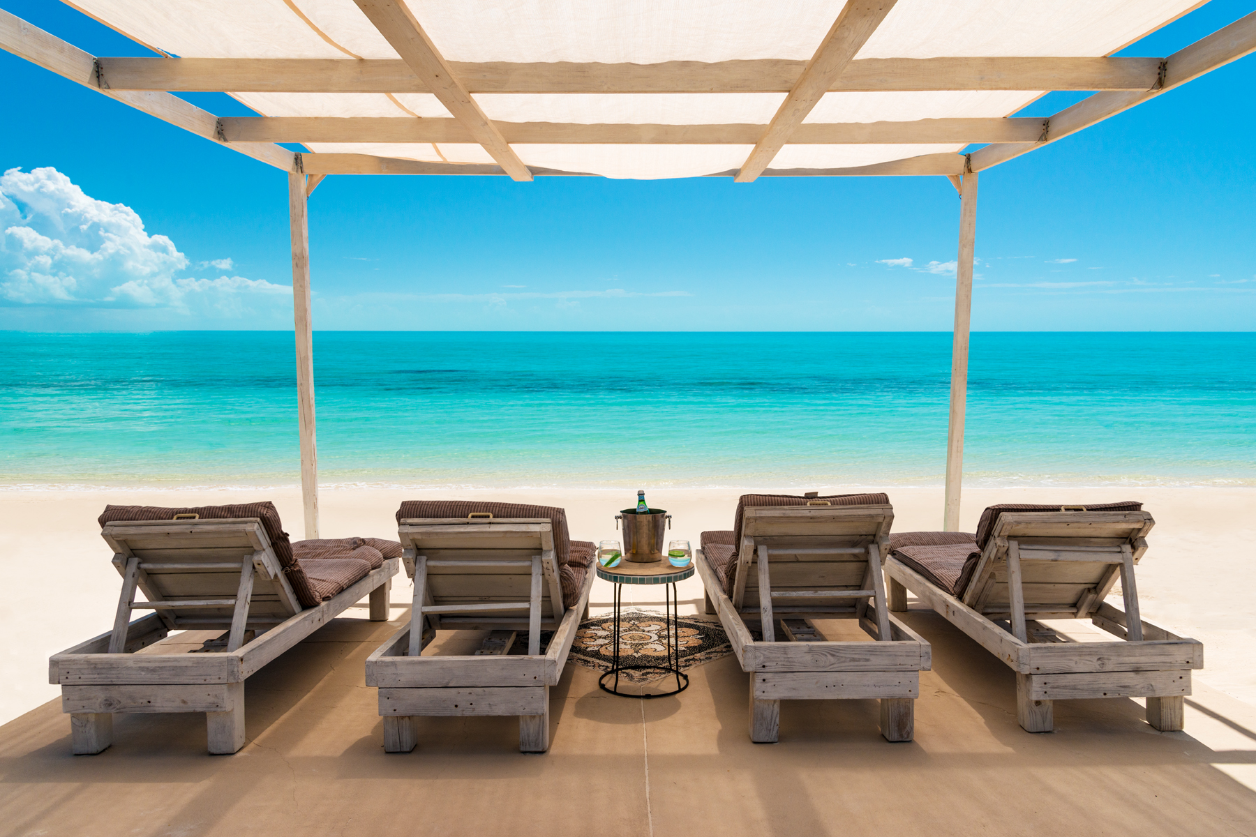 Single Family Home for Sale at Conched Out Villa Long Bay, Turks And Caicos Islands