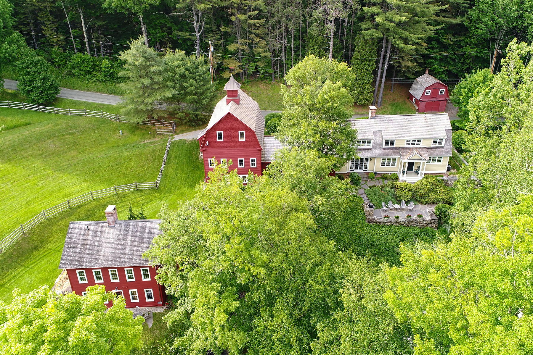 Farm / Ranch / Plantation for Sale at Bybrook Farm 327 Fletcher Schoolhouse Road Woodstock, Vermont, 05091 United States