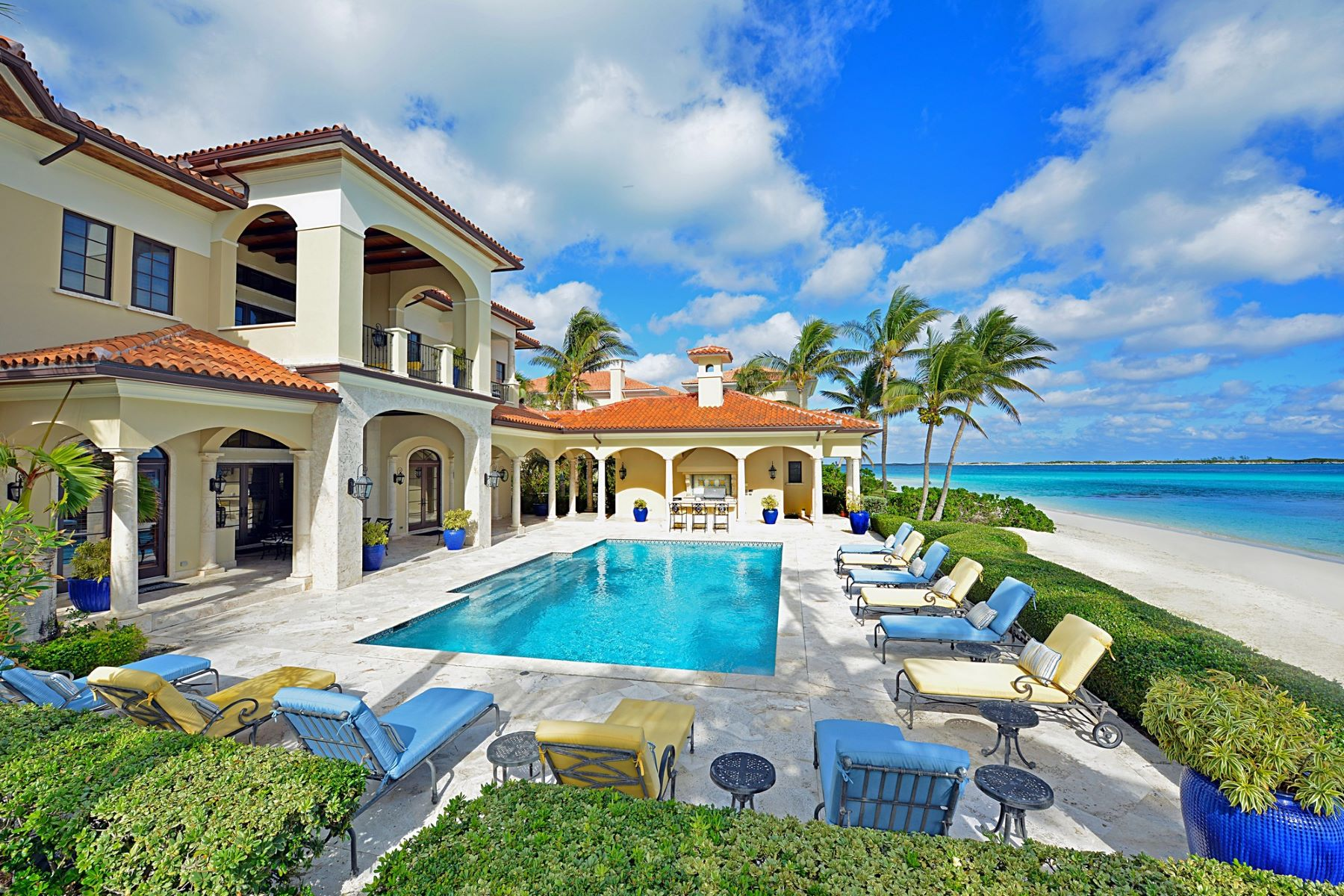 Single Family Home for Sale at Paraiso Ocean Club Estates, Paradise Island, Nassau And Paradise Island Bahamas
