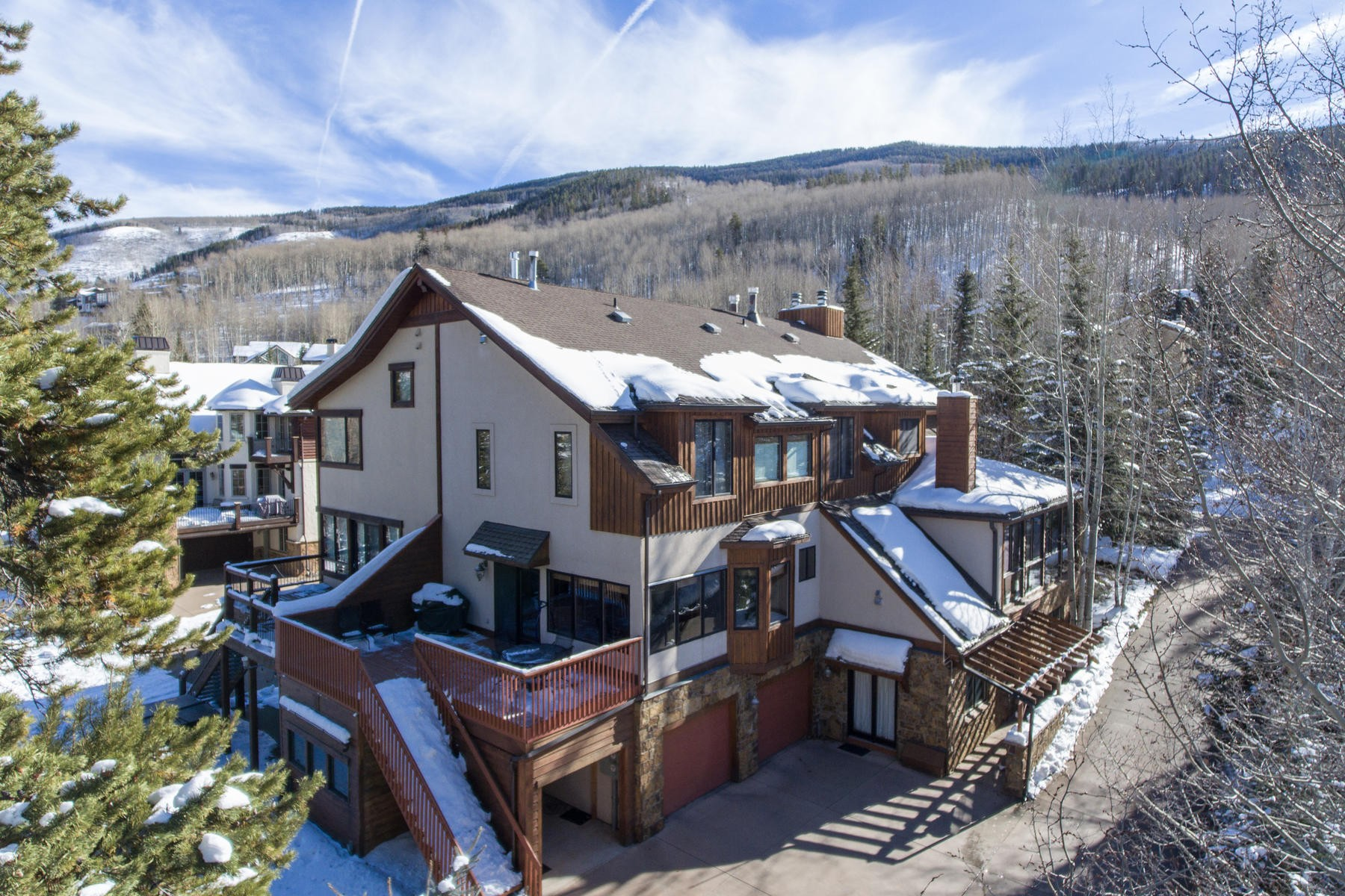 Property for Active at Hillside West Vail Home 2095 Vermont Rd. #West Vail, Colorado 81657 United States