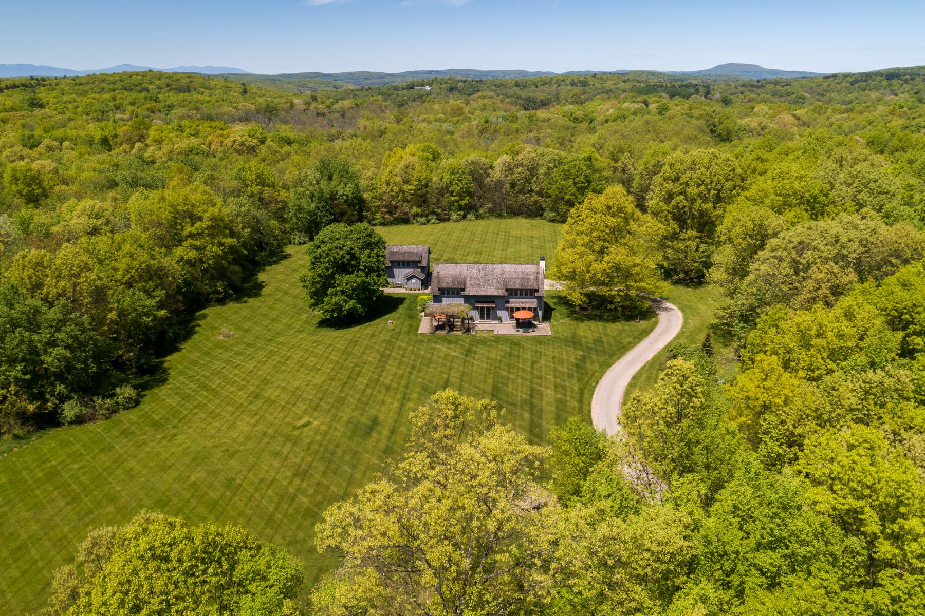 Single Family Homes for Sale at Whimsy Woods 461 Woodstock Road Millbrook, New York 12545 United States