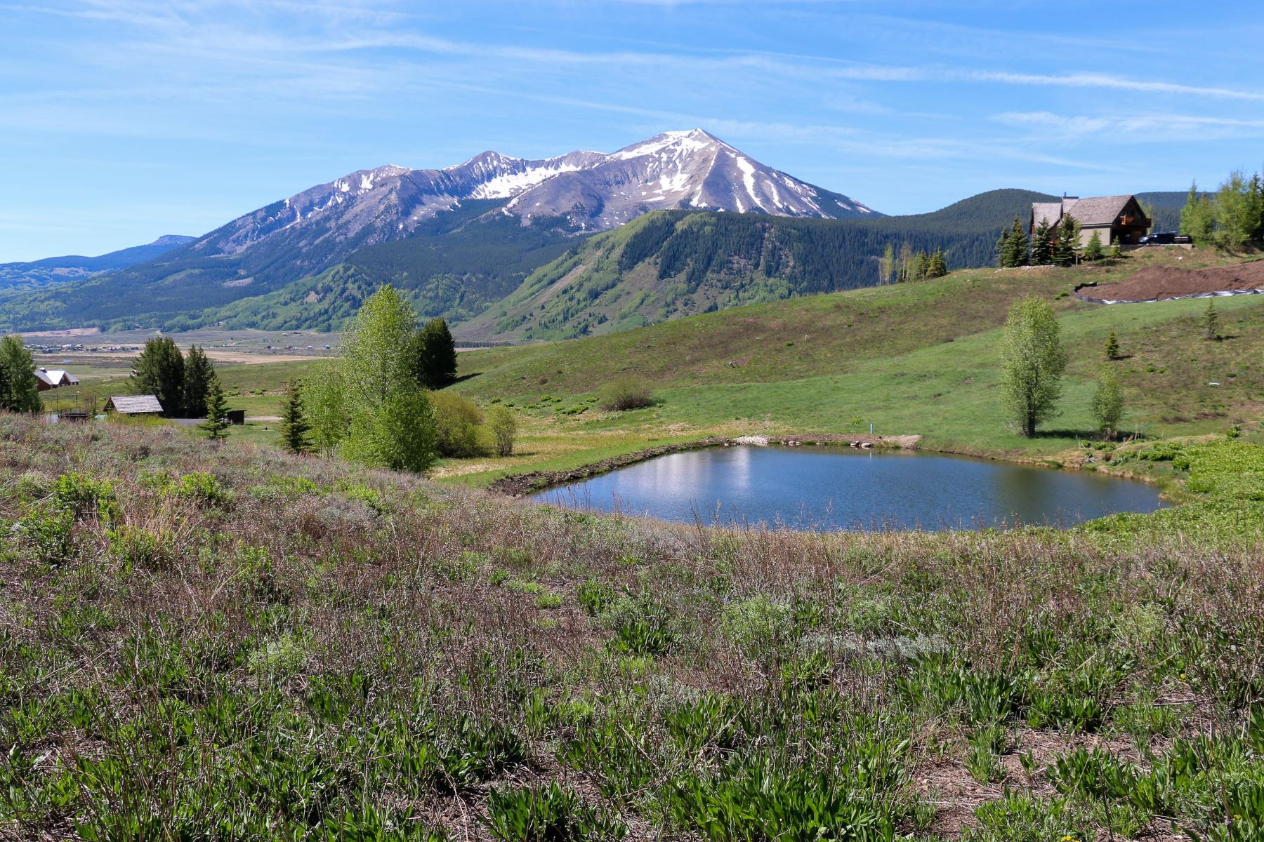 Land for Active at 16 Glacier Lily Way Mount Crested Butte, Colorado 81225 United States