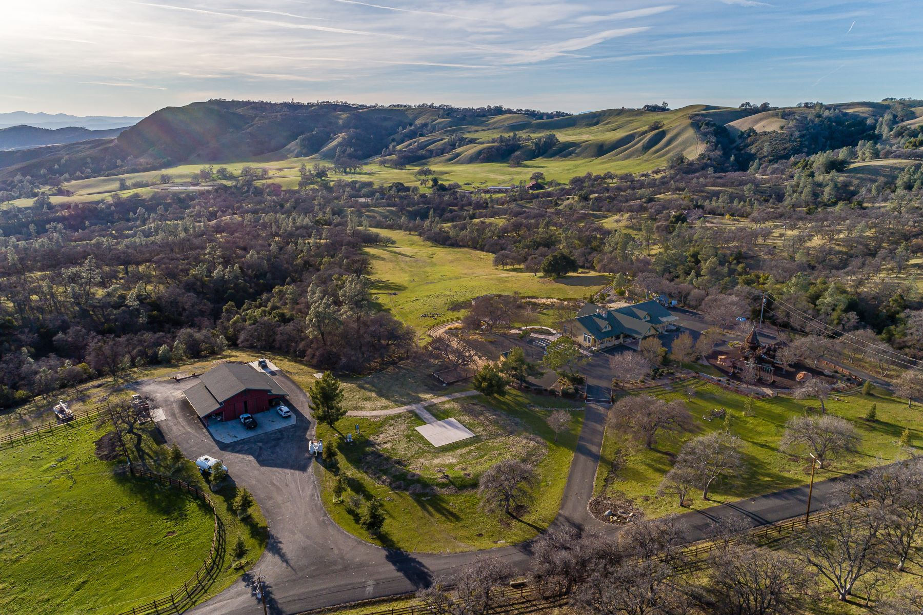 Farm / Ranch / Plantation for Sale at Vineyard Mountain Ranch 69300 Vineyard Canyon Road San Miguel, California 93451 United States