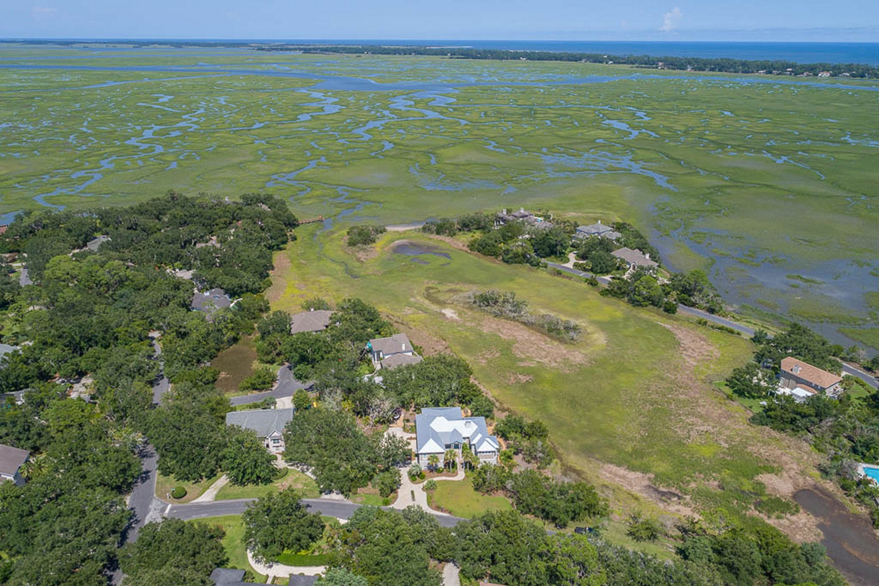 Single Family Homes for Sale at 198 Shore Rush Drive St. Simons Island, Georgia 31522 United States