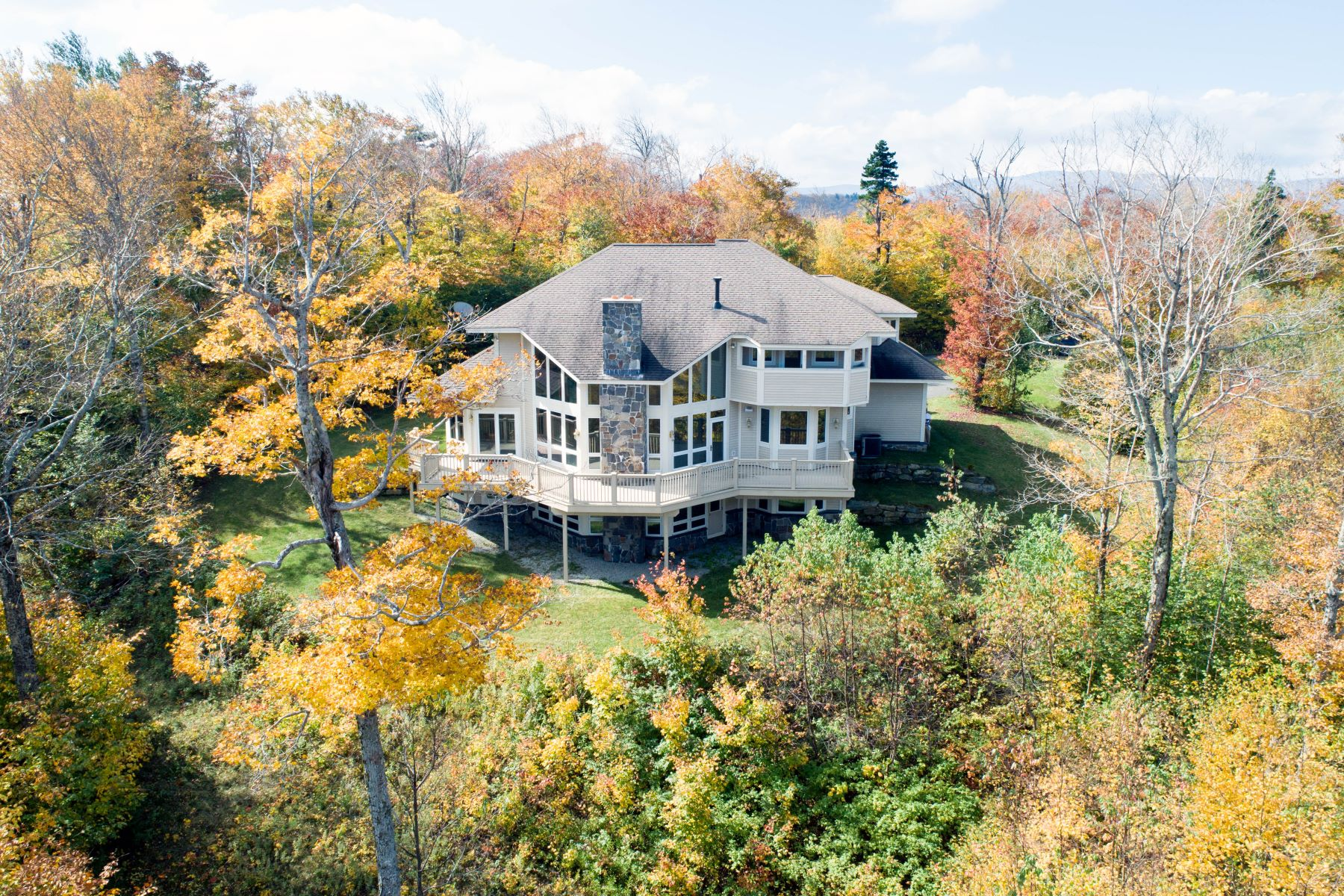 Single Family Home for Sale at 873 Stratton Arlington Road, Stratton 873 Stratton Arlington Rd Stratton, Vermont 05155 United States