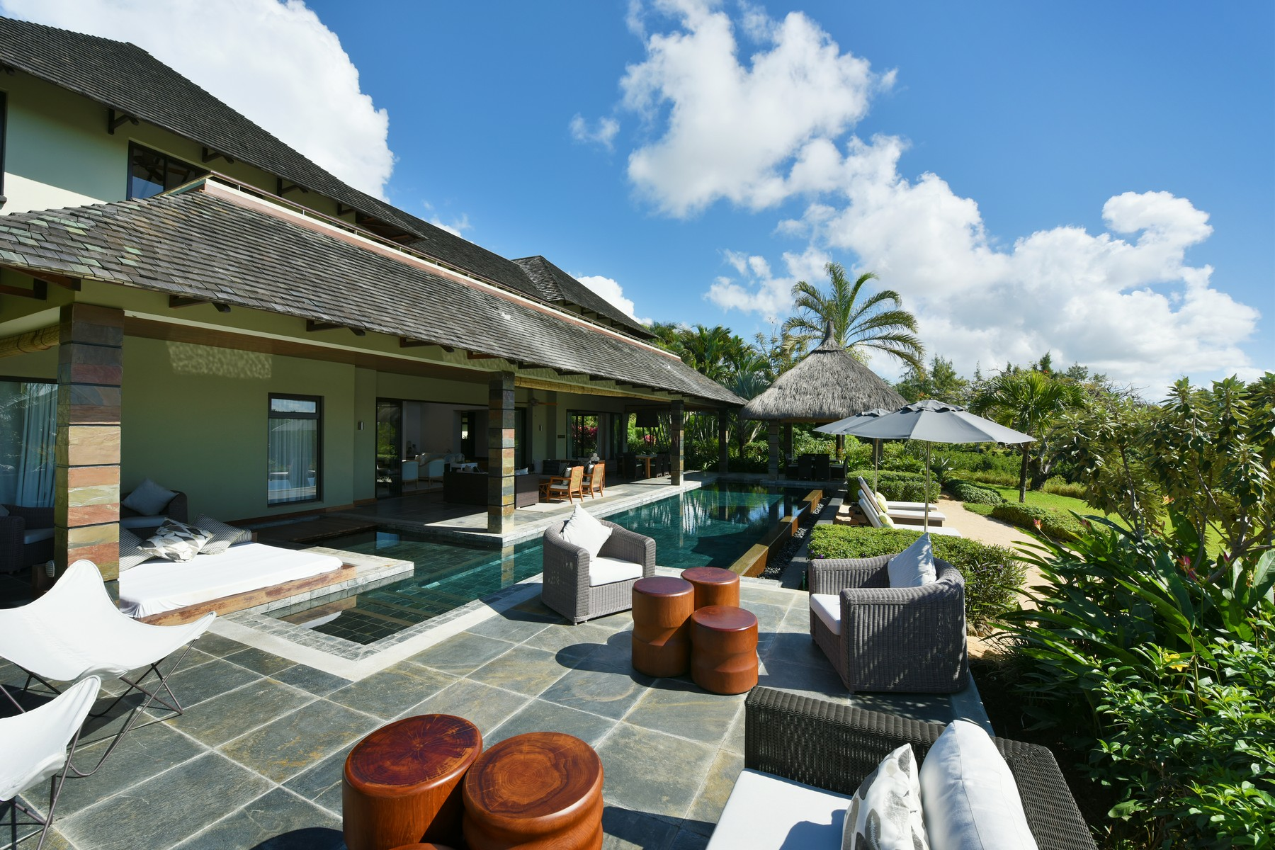 Multi-Family Home for Sale at Sextus Villa Other Riviere Du Rempart, Riviere Du Rempart Mauritius