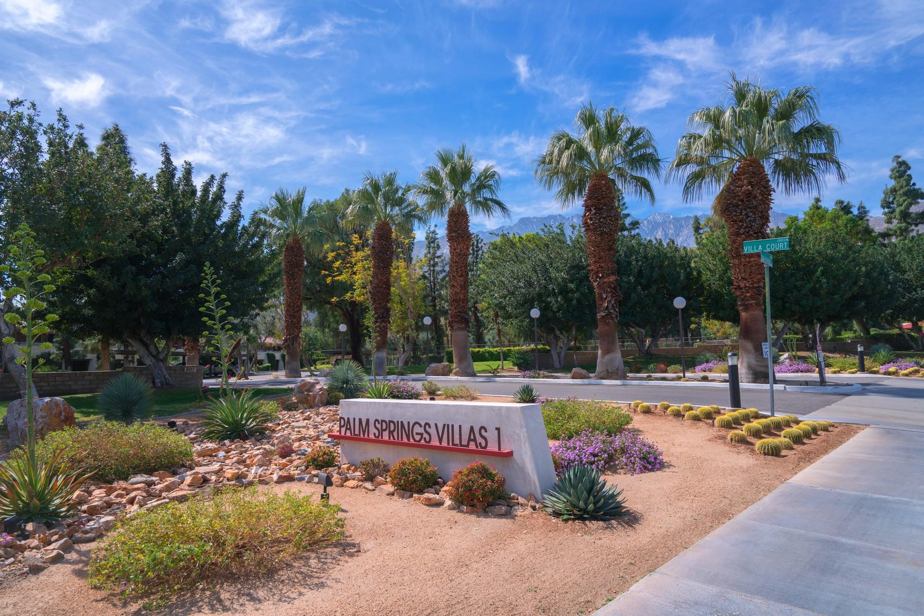 Propiedad en venta Palm Springs