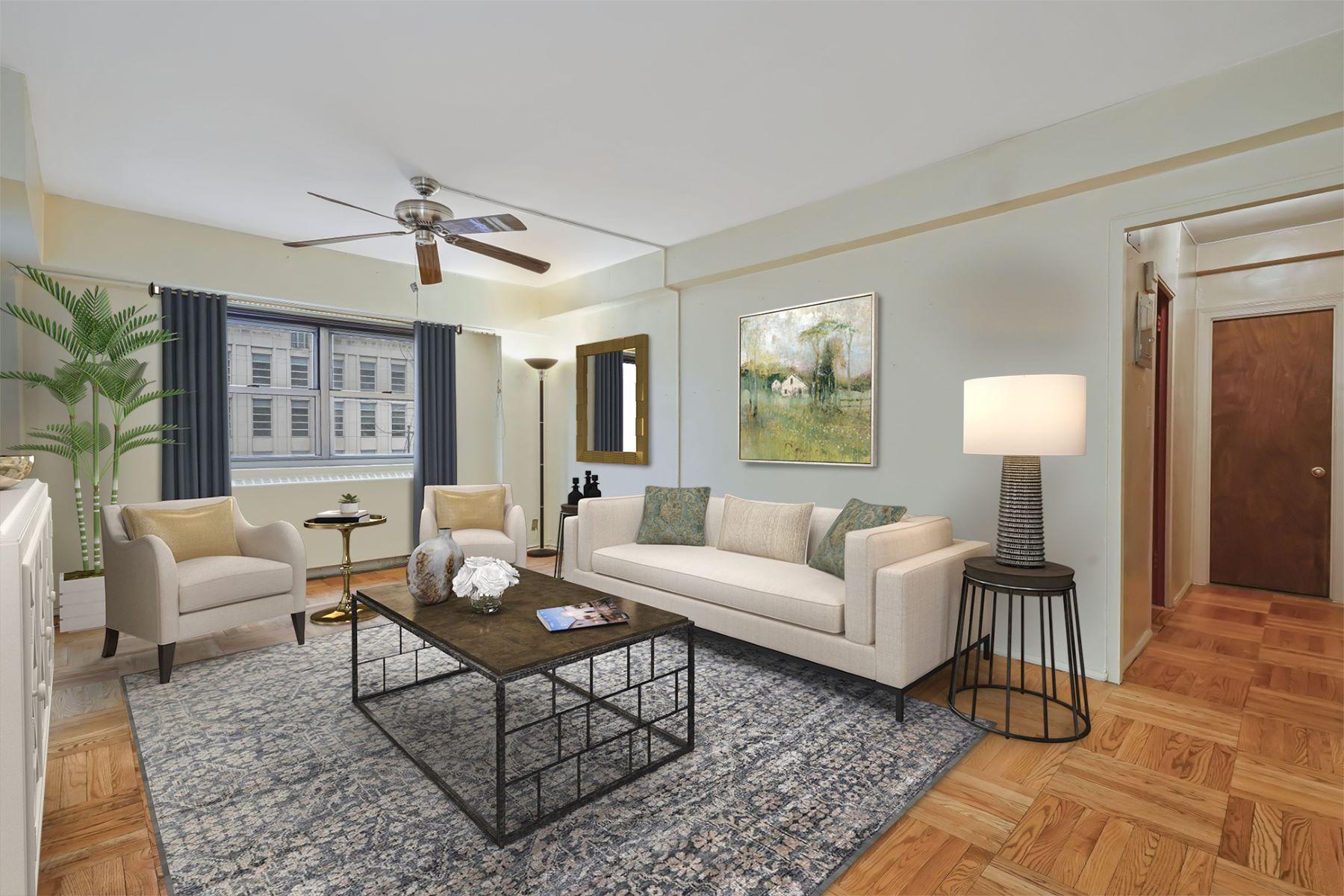 Co-op Properties por un Venta en Concord Village 235 Adams Street Apt 4F Brooklyn, Nueva York 11201 Estados Unidos
