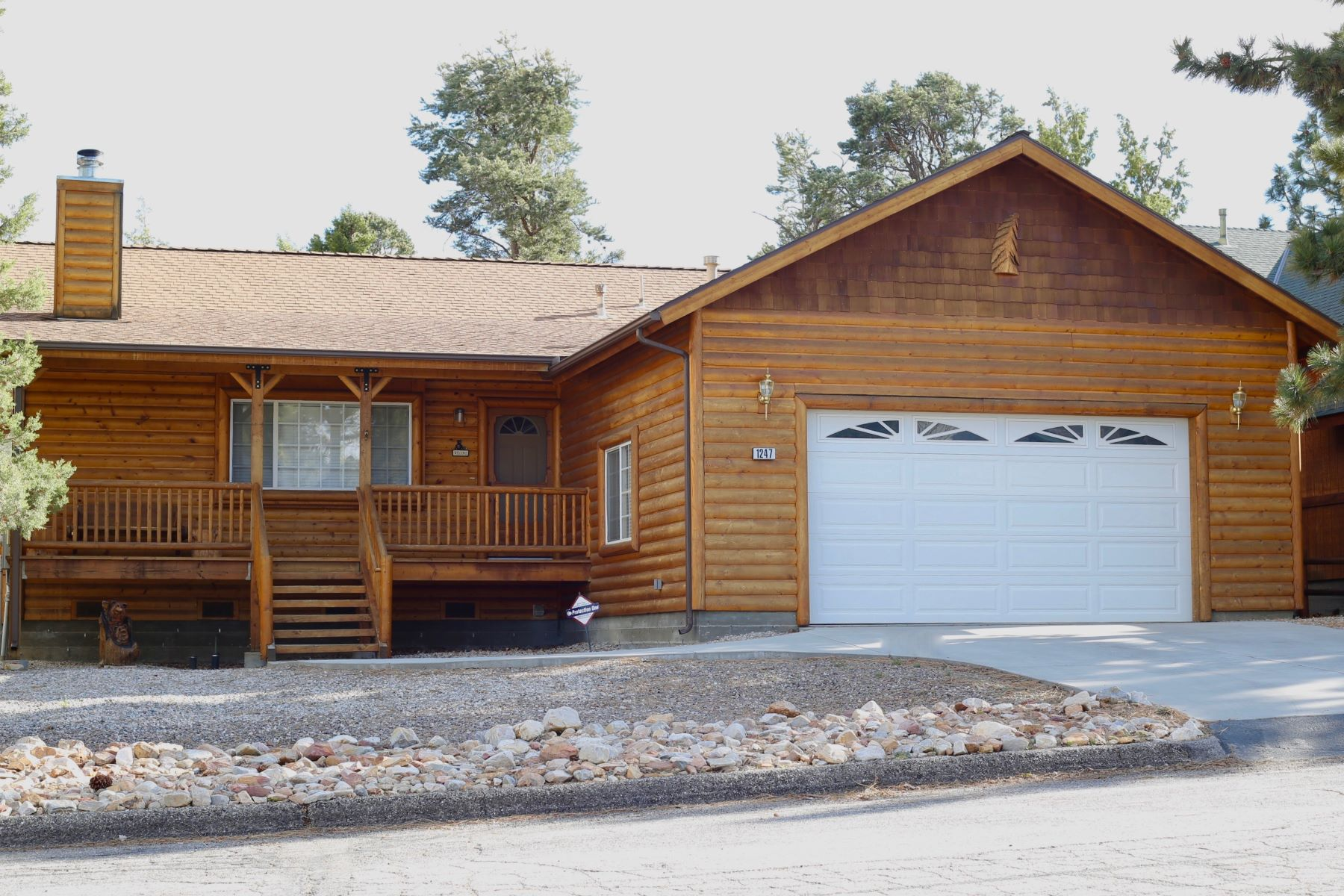 Single Family Home for Sale at Big Bear 1247 Panorama Drive Big Bear City, California 92314 United States