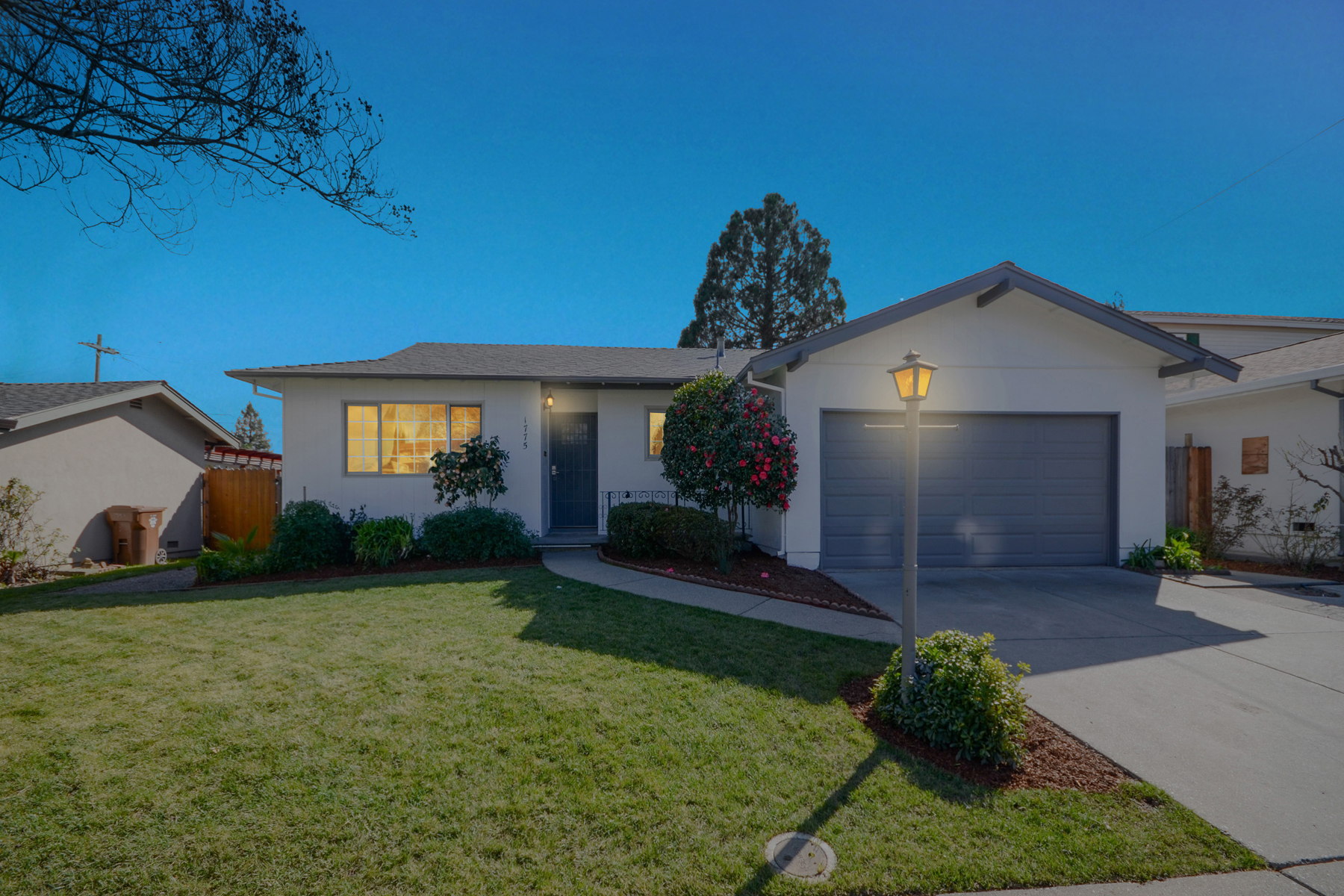 Single Family Home for Sale at Exquisitely Updated Ranch Style Home 1775 Trower Avenue Napa, California 94558 United States