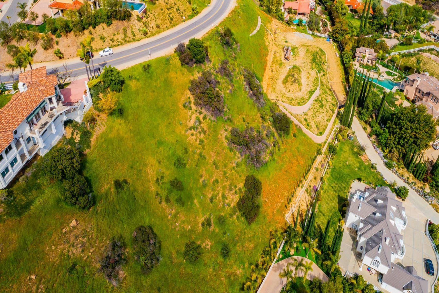 Terreno para Venda às Bell Canyon, Califórnia 91307 Estados Unidos
