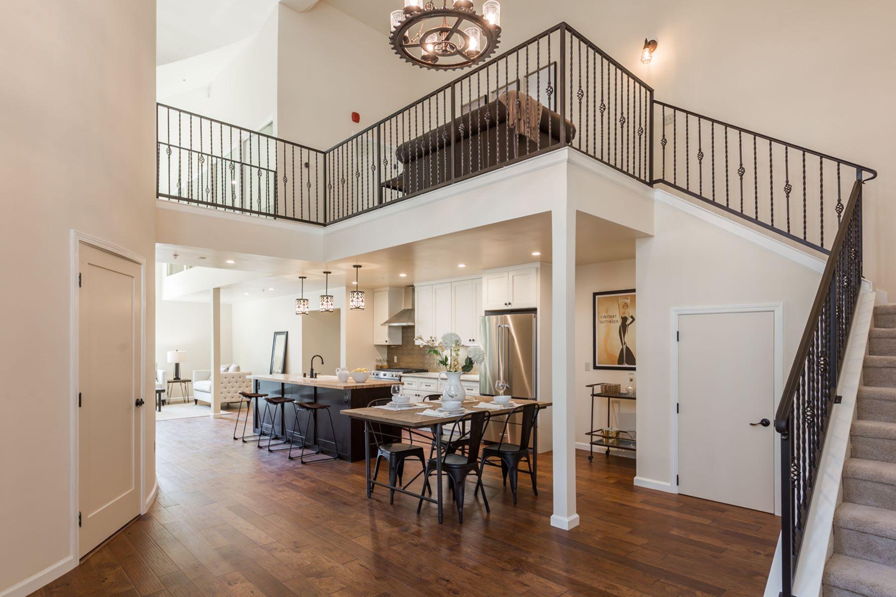 Condominium for Sale at Brand New Condos - Luxury Living 6300 Shattuck Avenue #2 Oakland, California 94609 United States