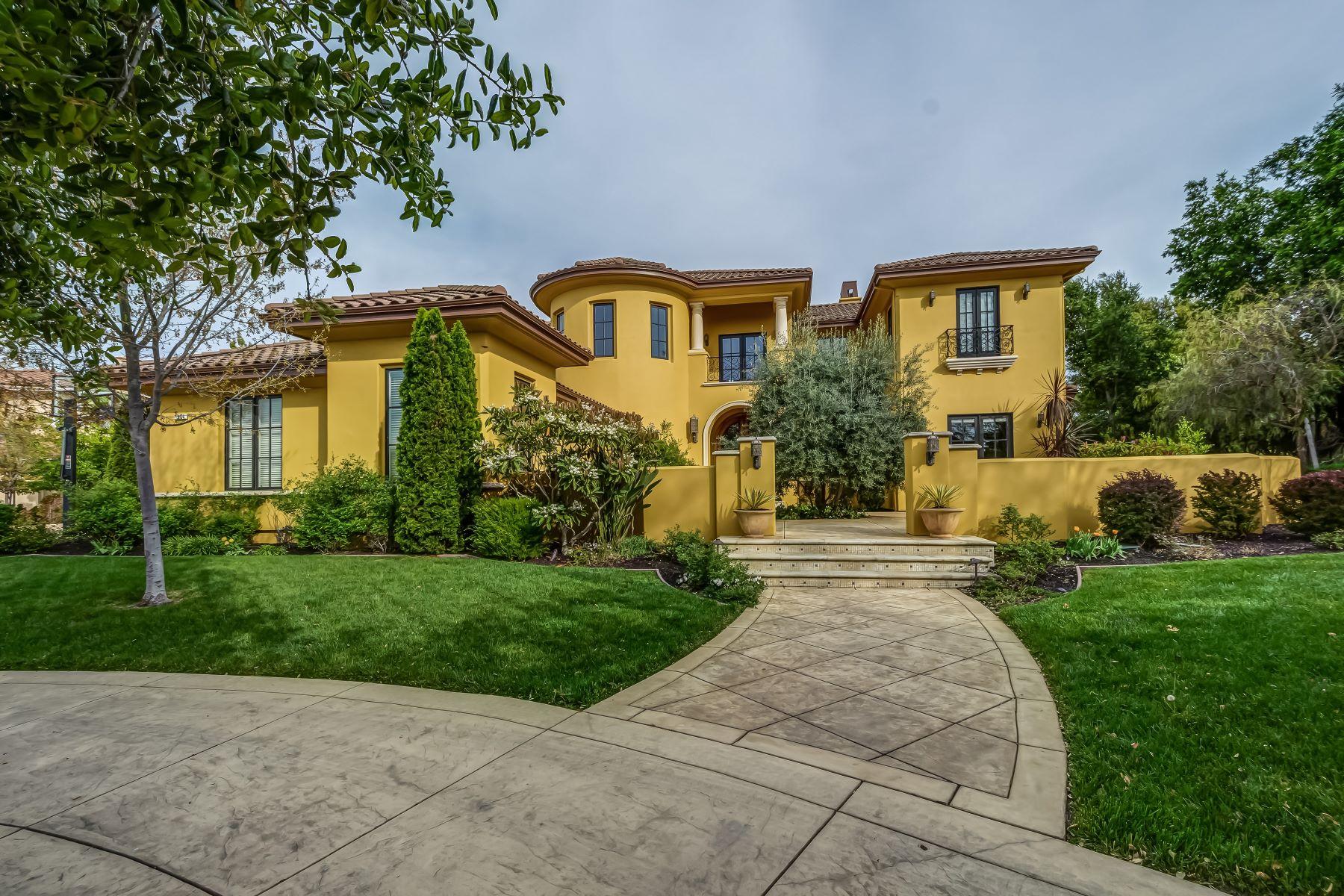 Single Family Home for Sale at 1833 Via Di Salerno Pleasanton, California 94566 United States