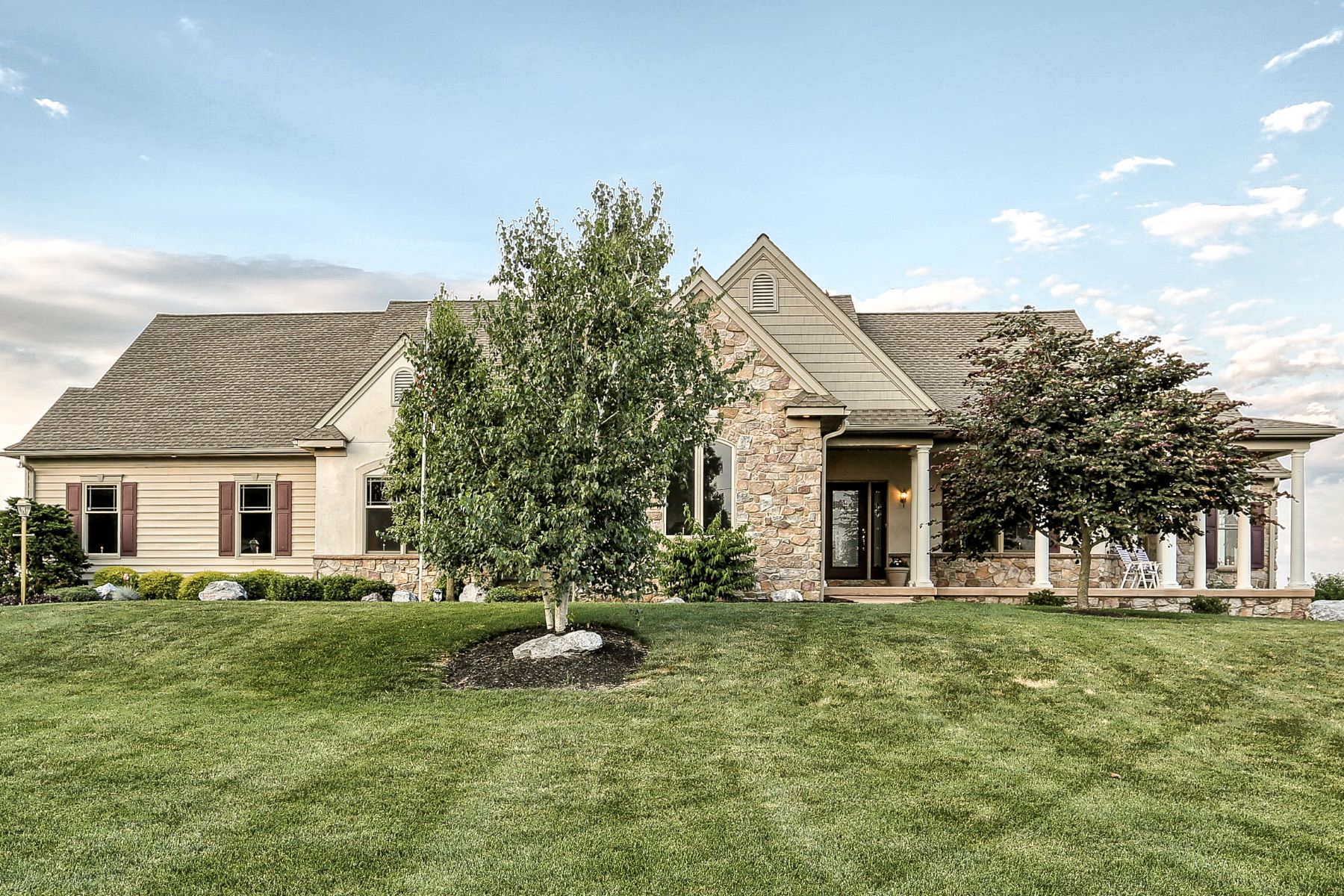 Частный односемейный дом для того Продажа на 2768 Zink Road Manheim, 17545 Соединенные Штаты