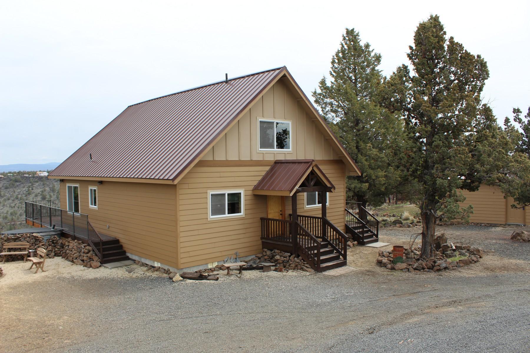 Single Family Homes pour l Vente à 12305 Airfield Lane Culver, OR 97734 Culver, Oregon 97734 États-Unis