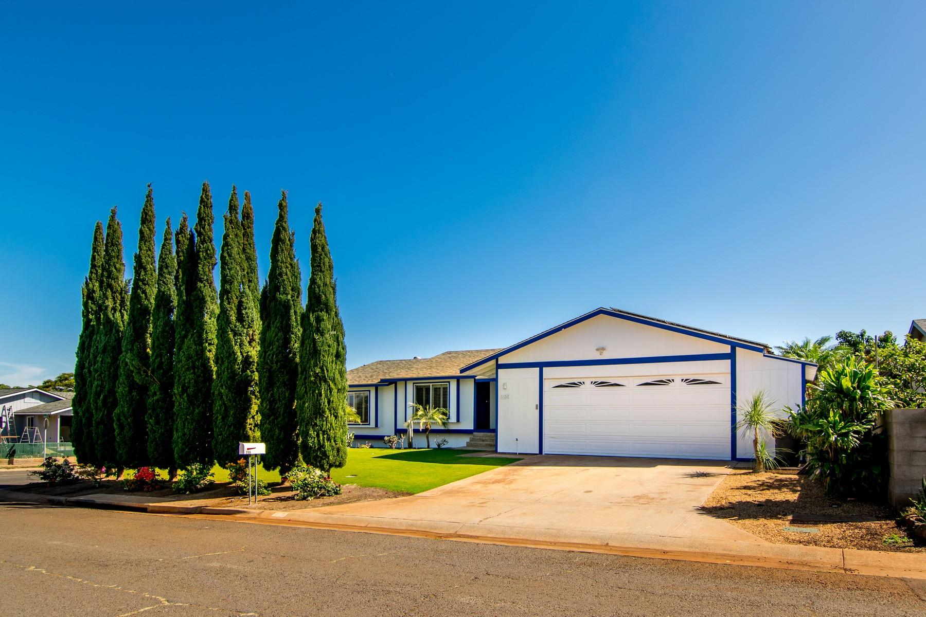 Casa Unifamiliar por un Venta en Great Value With Luxury Living 255 Humupea Place Kihei, Hawaii, 96753 Estados Unidos