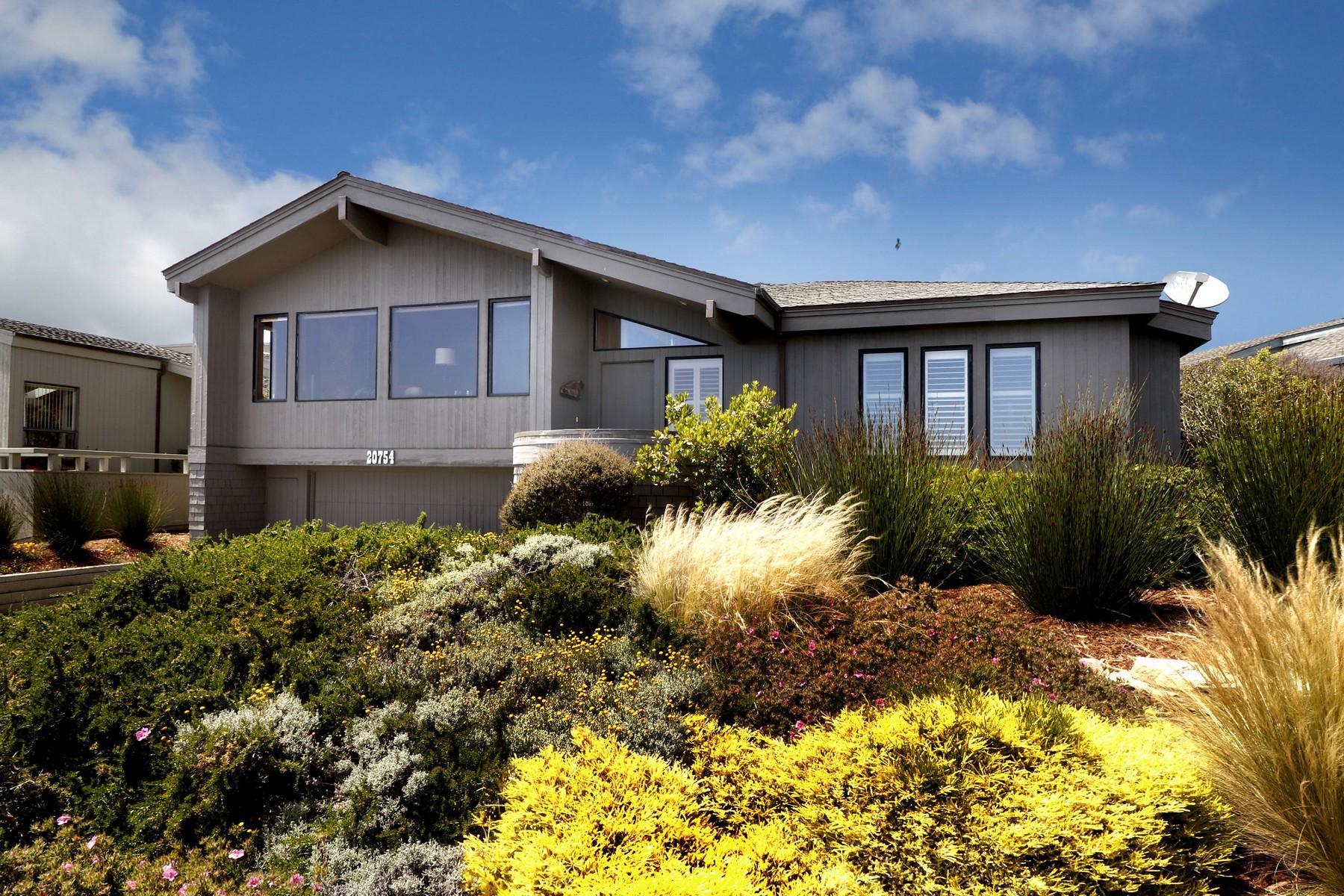 Casa Unifamiliar por un Venta en 20754 Heron Drive 20754 Heron Drive Bodega Bay, California 94923 Estados Unidos