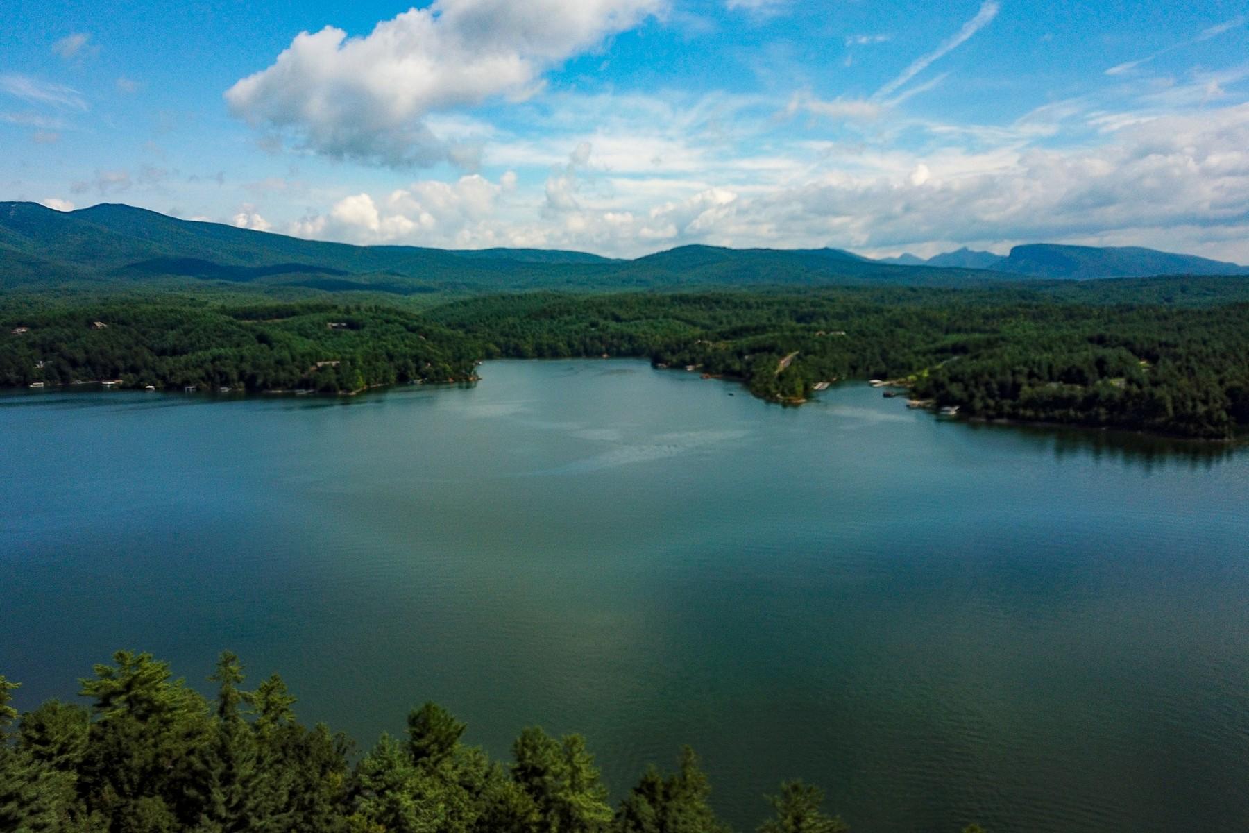 Land for Active at Lot #3 Peninsula Drive at The Pointe on Lake James #3 Peninsula Drive Nebo, North Carolina 28761 United States