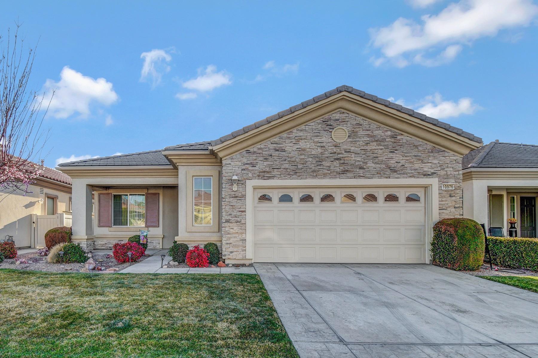 Single Family Homes para Venda às 10976 Rockaway Glen Road, Apple Valley, California 92308 Apple Valley, Califórnia 92308 Estados Unidos