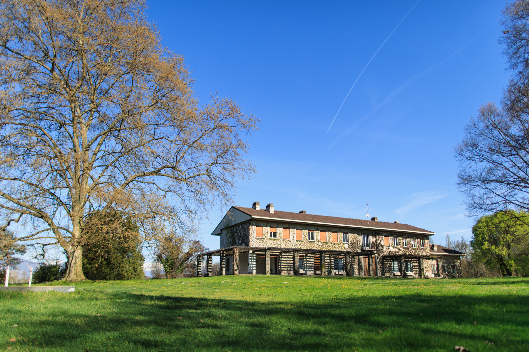 Single Family Home for Sale at Stately villa in La Mandria Park Via Giuseppe Cavallo Venaria Reale, Turin, 10078 Italy