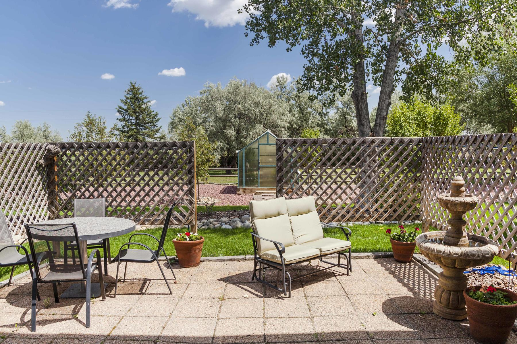 Additional photo for property listing at A private oasis on 2.24 acres zoned horse property in Unincorporated Adams Count 14270 Meadowlark Ln Brighton, Colorado 80601 United States
