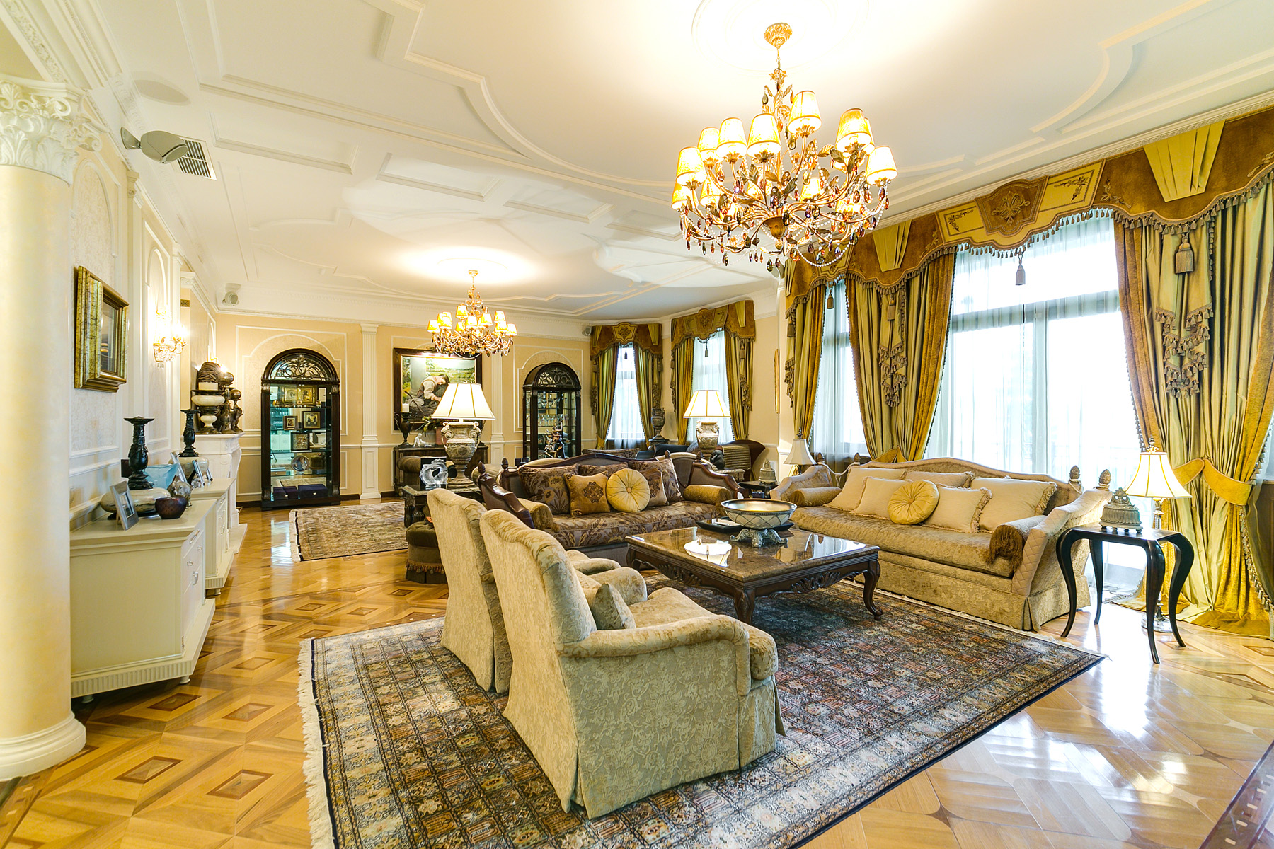 Other Residential Homes 为 出租 在 The Residence in Usovo 3 Other Moscow, 莫斯科 俄罗斯