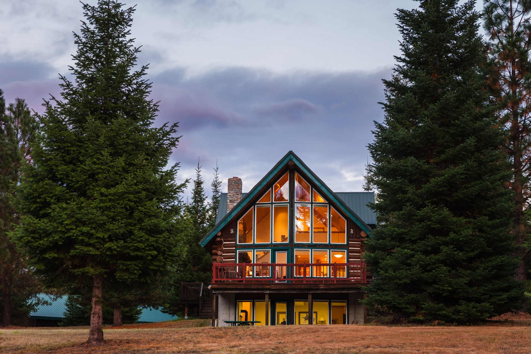 Single Family Homes for Sale at 290 Whitepine Creek Road Trout Creek, Montana 59874 United States
